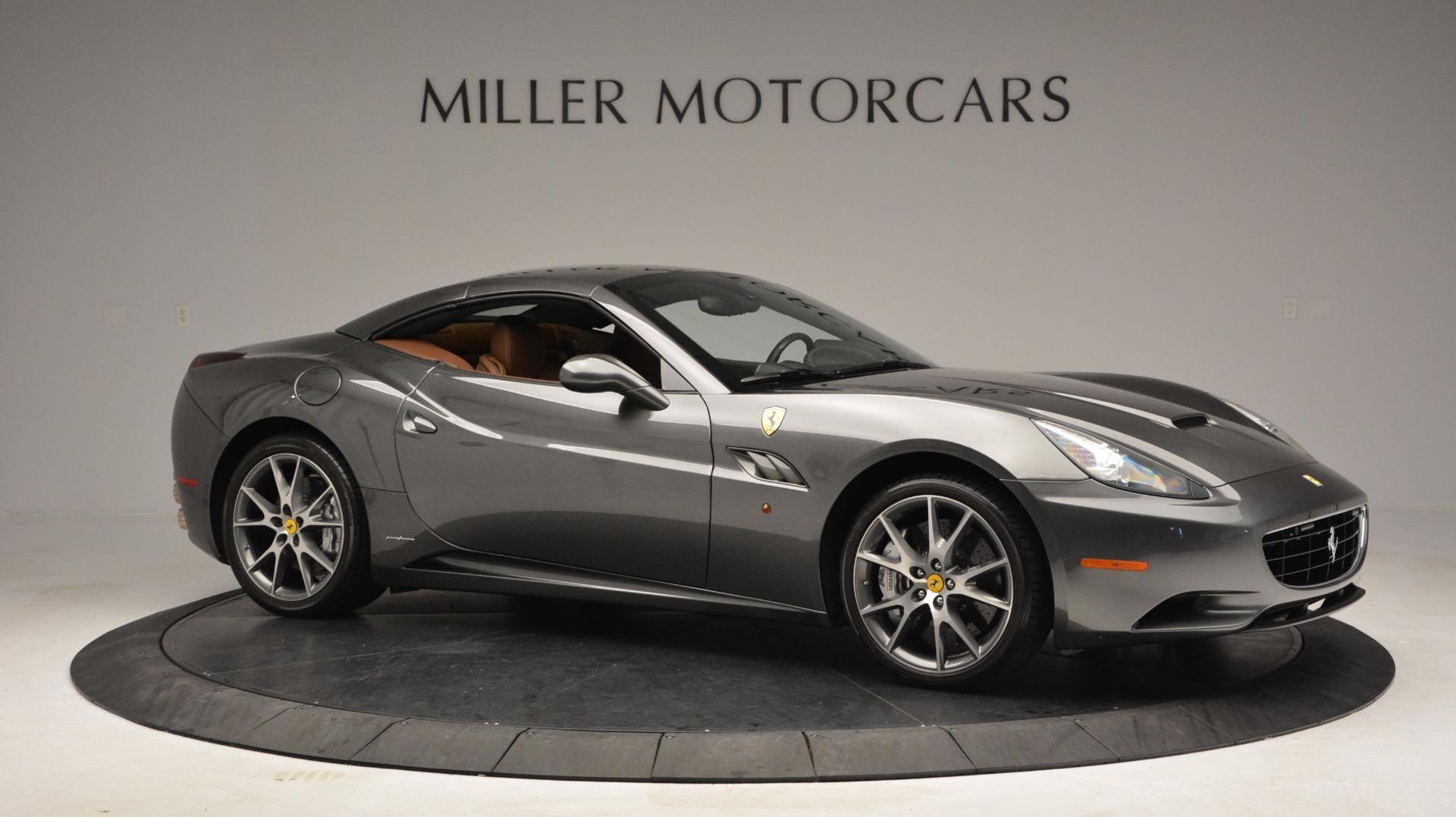 Used 2011 Ferrari California  For Sale In Greenwich, CT 3101_p21