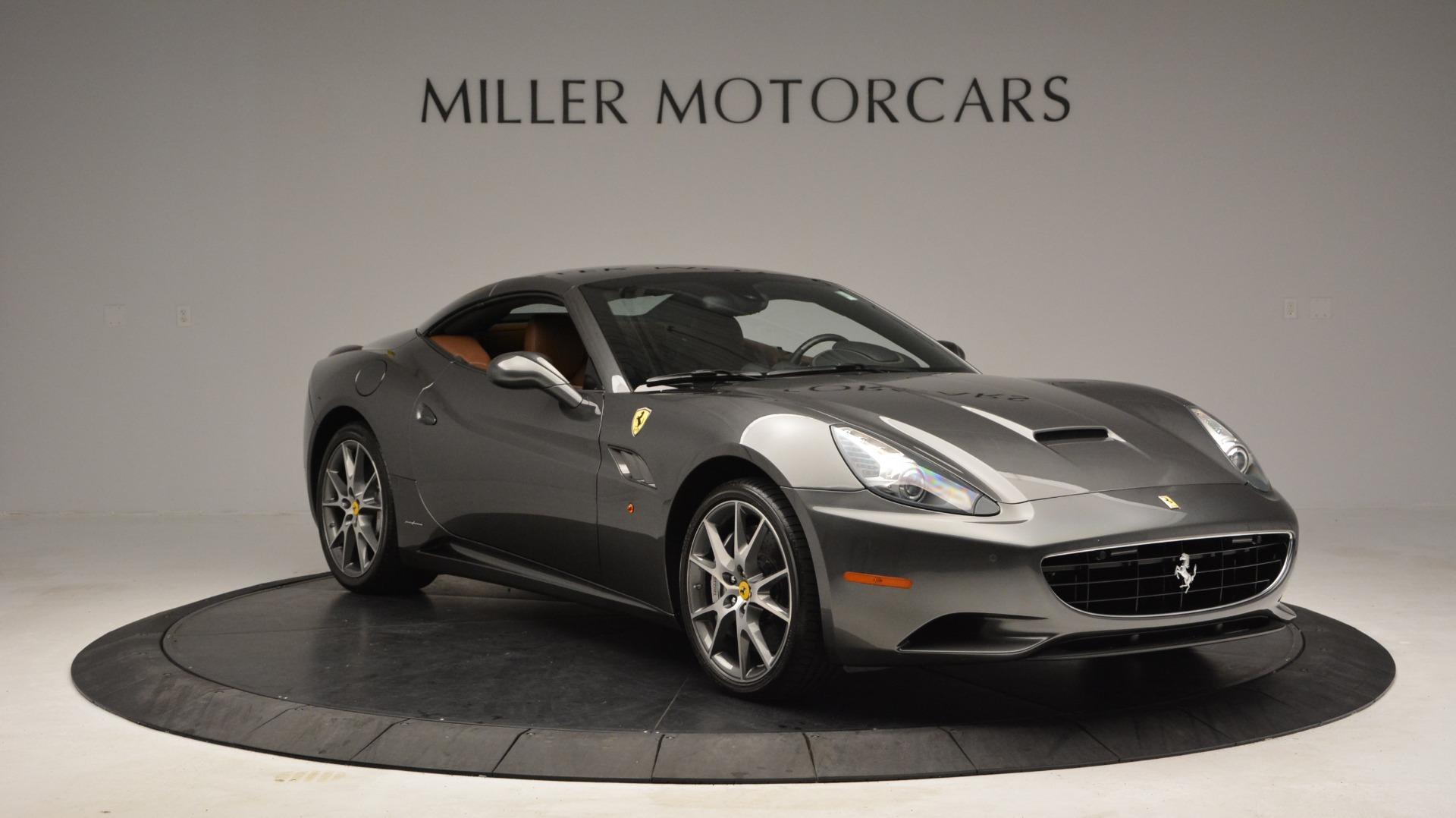 Used 2011 Ferrari California  For Sale In Greenwich, CT 3101_p22
