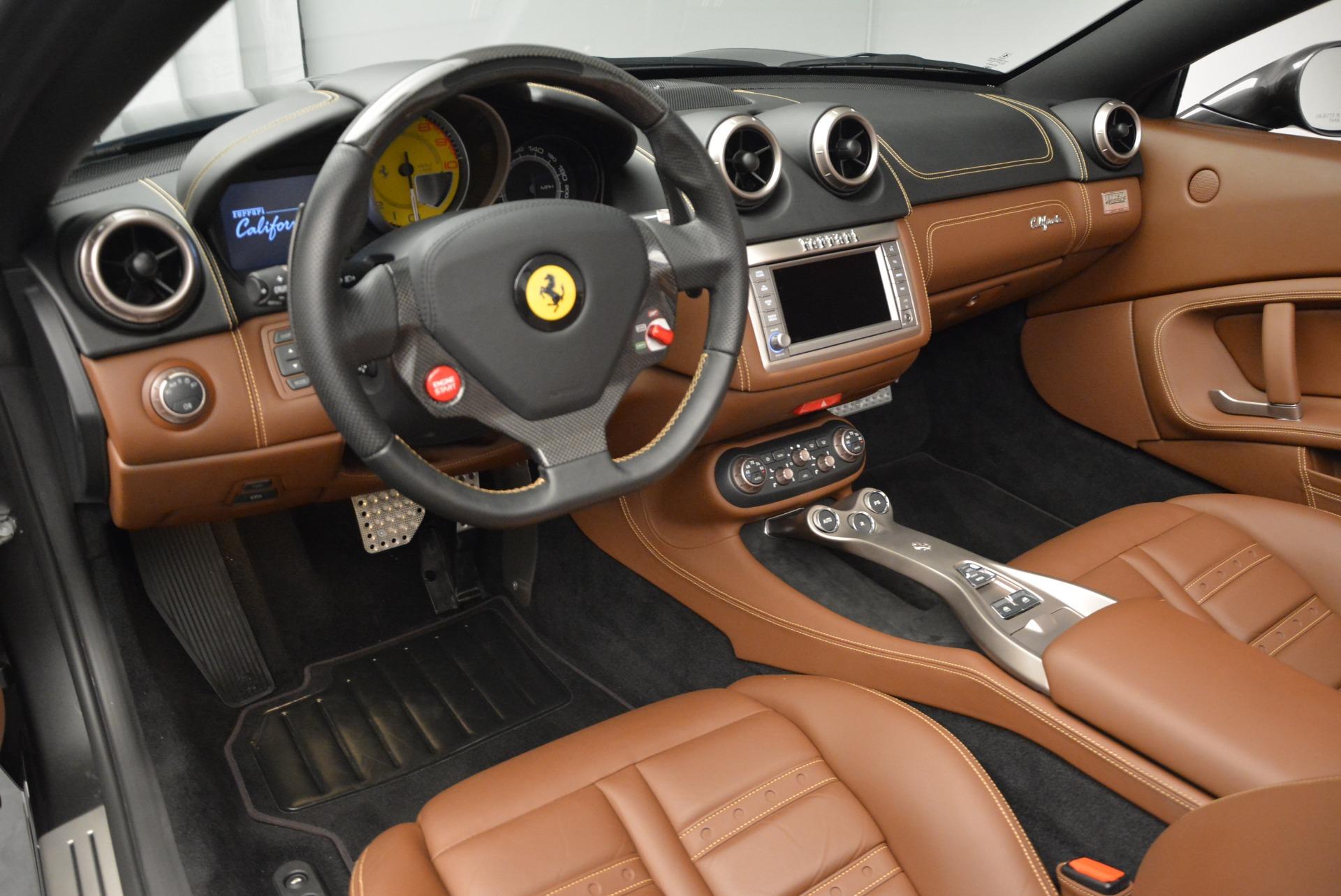 Used 2011 Ferrari California  For Sale In Greenwich, CT 3101_p23