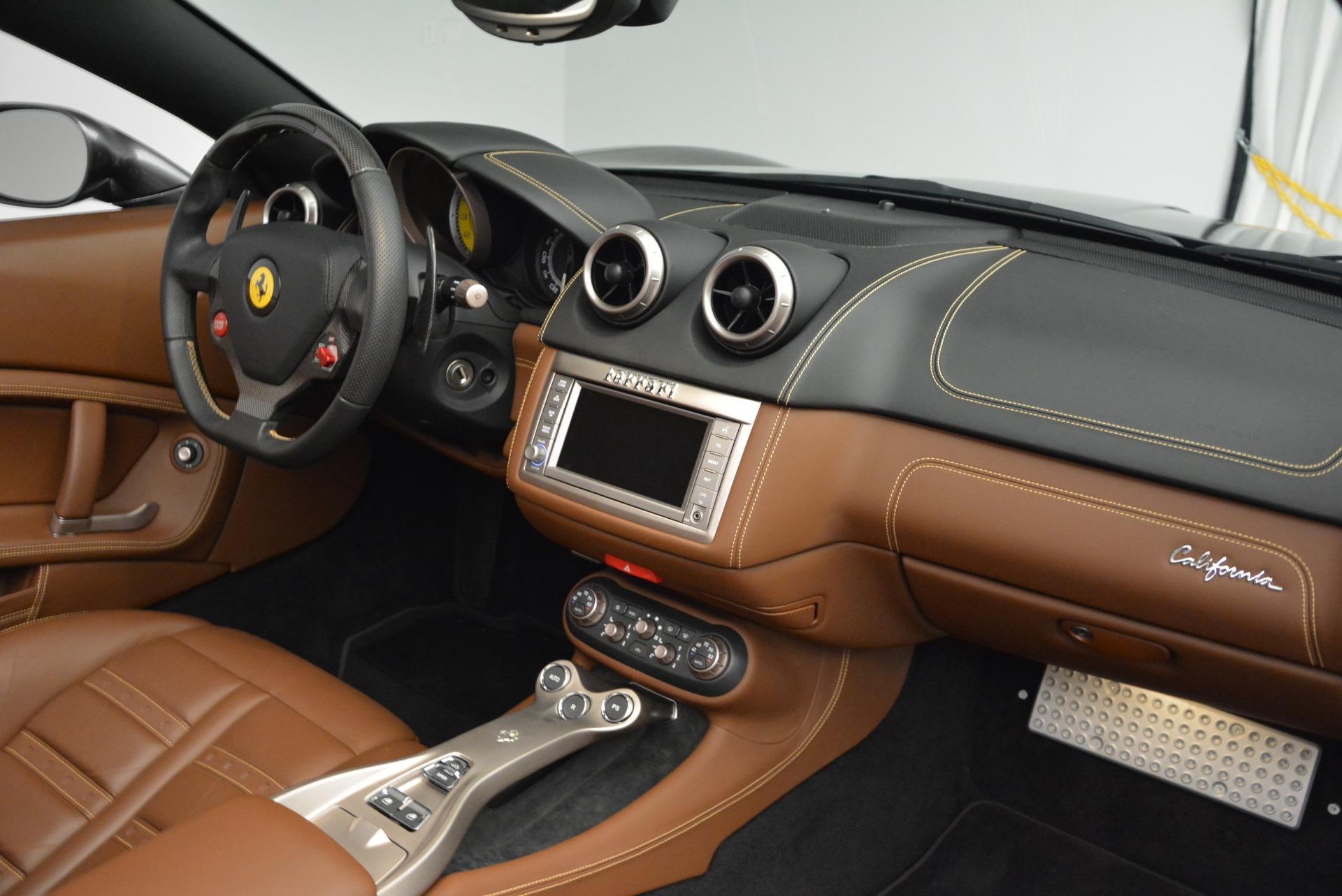 Used 2011 Ferrari California  For Sale In Greenwich, CT 3101_p28