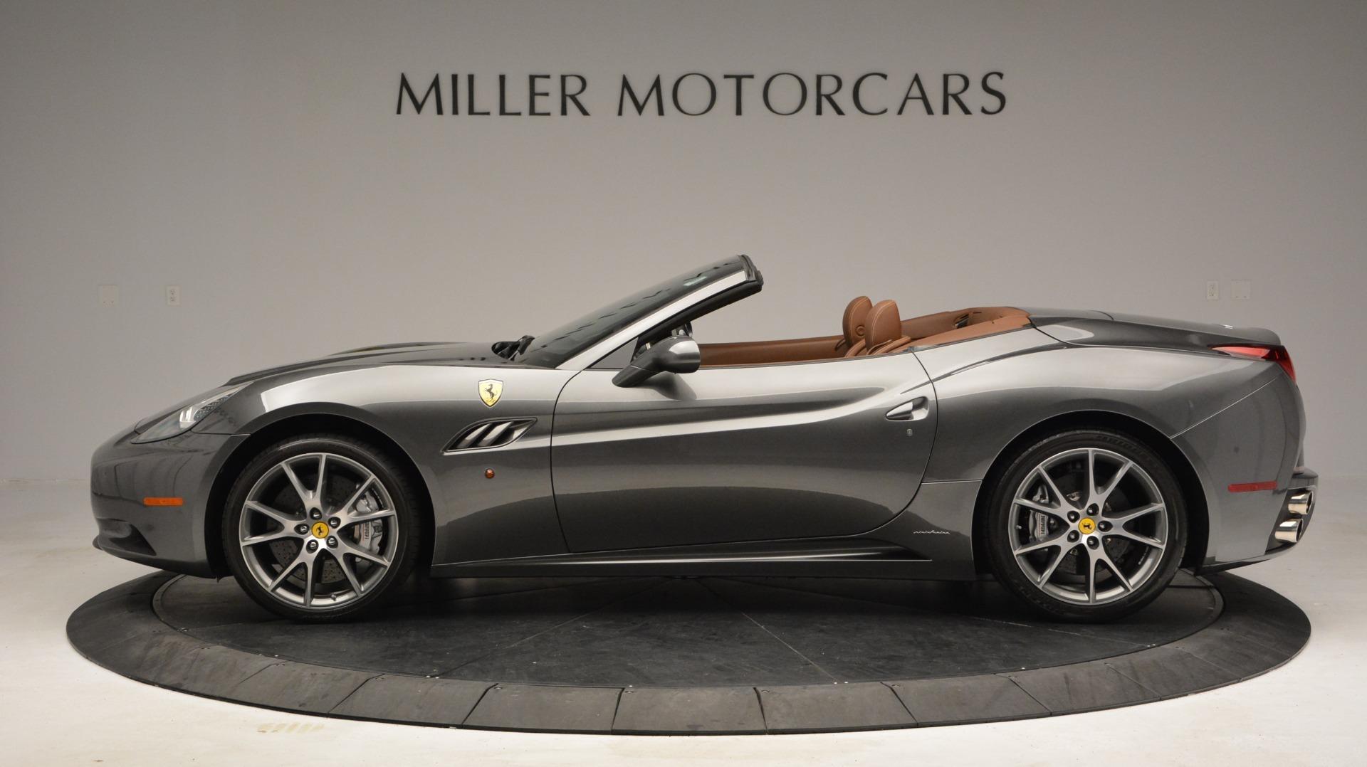 Used 2011 Ferrari California  For Sale In Greenwich, CT 3101_p3
