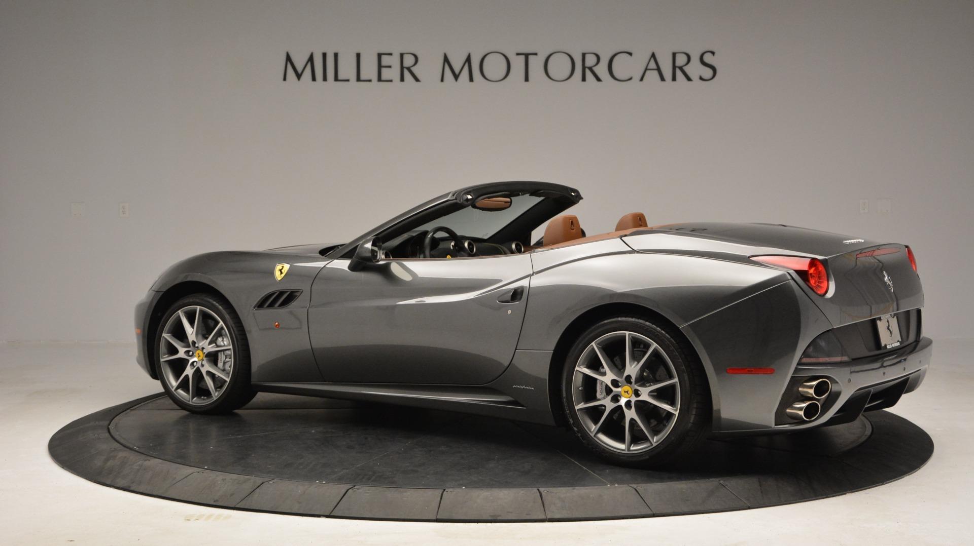 Used 2011 Ferrari California  For Sale In Greenwich, CT 3101_p4