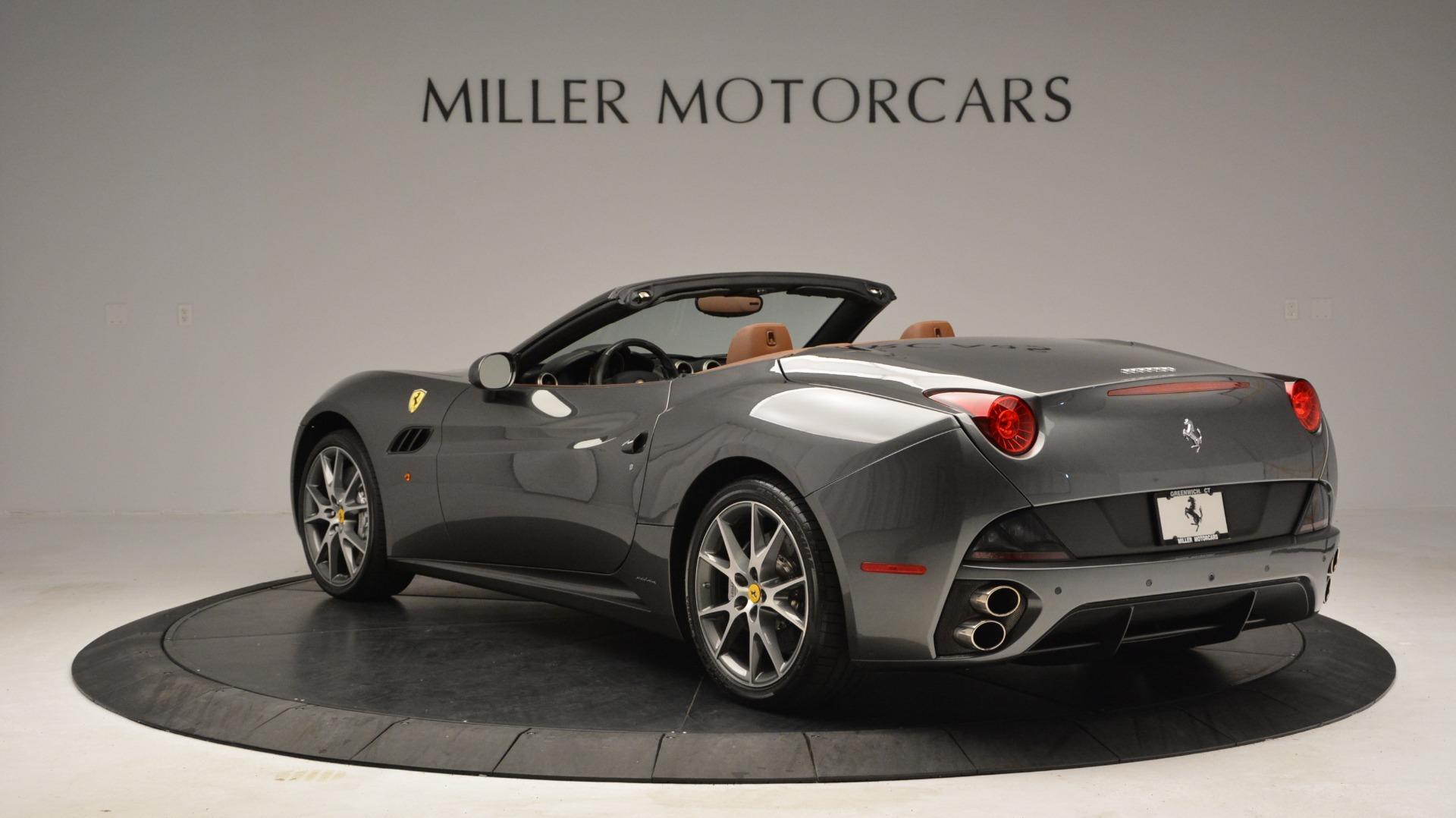 Used 2011 Ferrari California  For Sale In Greenwich, CT 3101_p5
