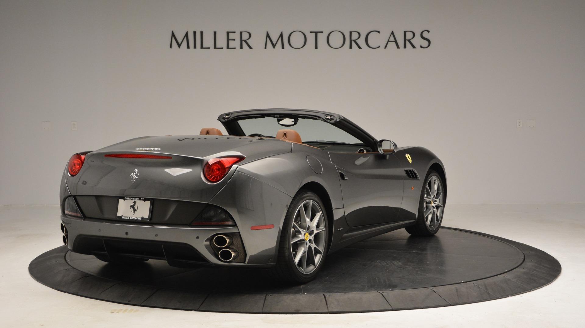 Used 2011 Ferrari California  For Sale In Greenwich, CT 3101_p6
