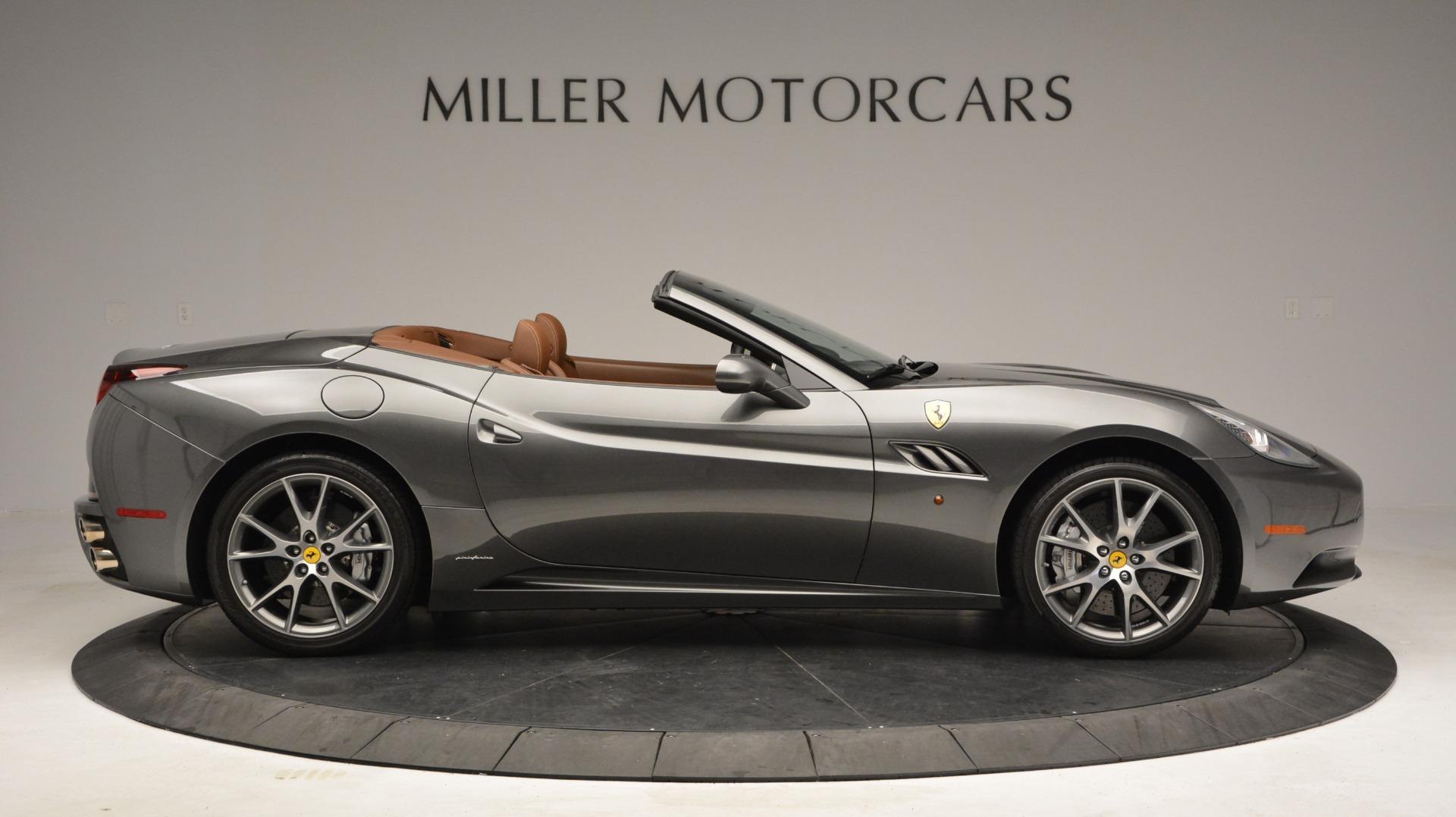 Used 2011 Ferrari California  For Sale In Greenwich, CT 3101_p8