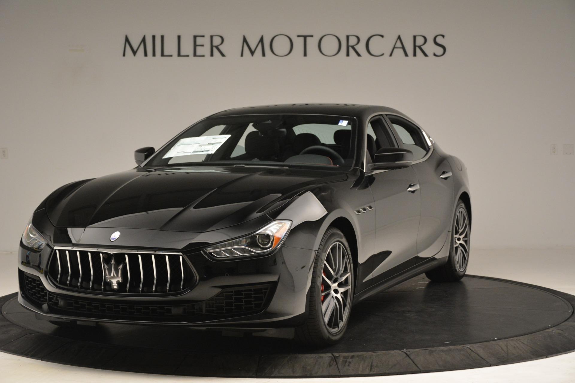 New 2019 Maserati Ghibli S Q4 For Sale In Greenwich, CT 3105_main