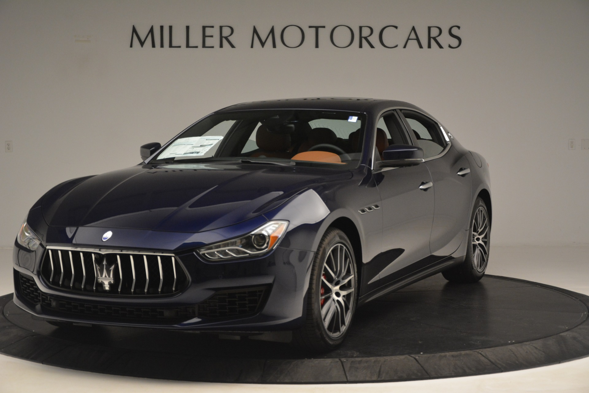 New 2019 Maserati Ghibli S Q4 For Sale In Greenwich, CT 3106_main