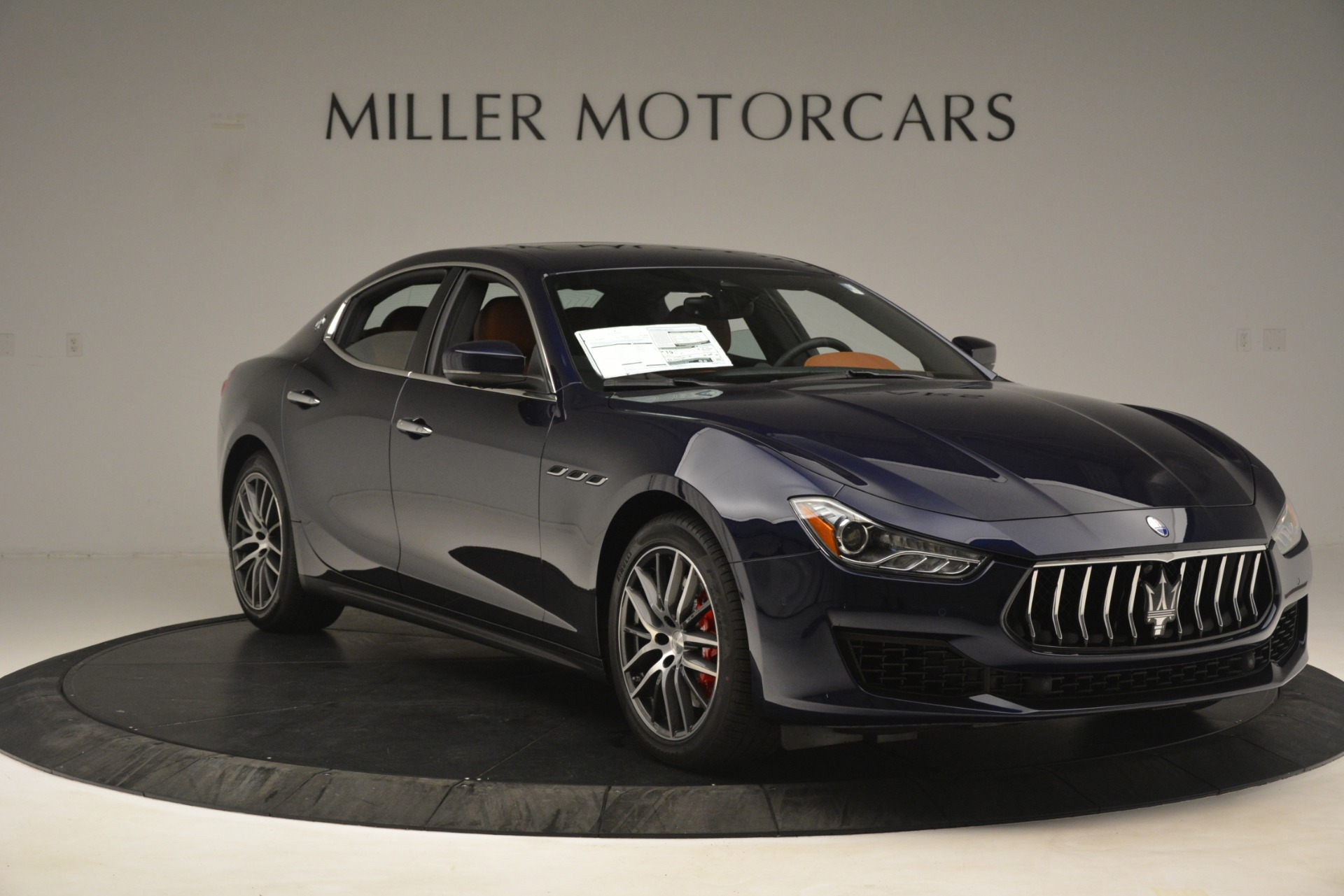 New 2019 Maserati Ghibli S Q4 For Sale In Greenwich, CT 3106_p11