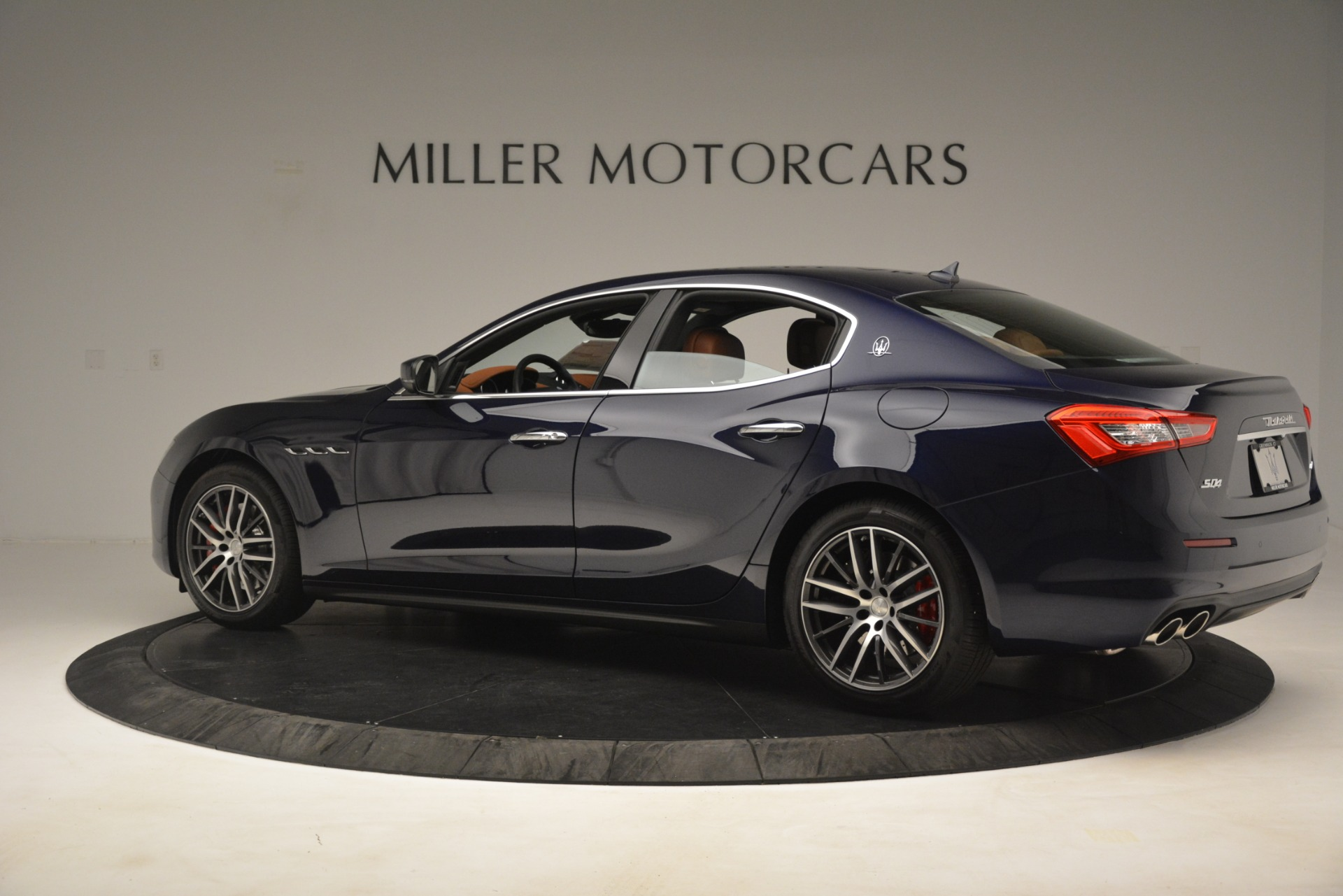 New 2019 Maserati Ghibli S Q4 For Sale In Greenwich, CT 3106_p4