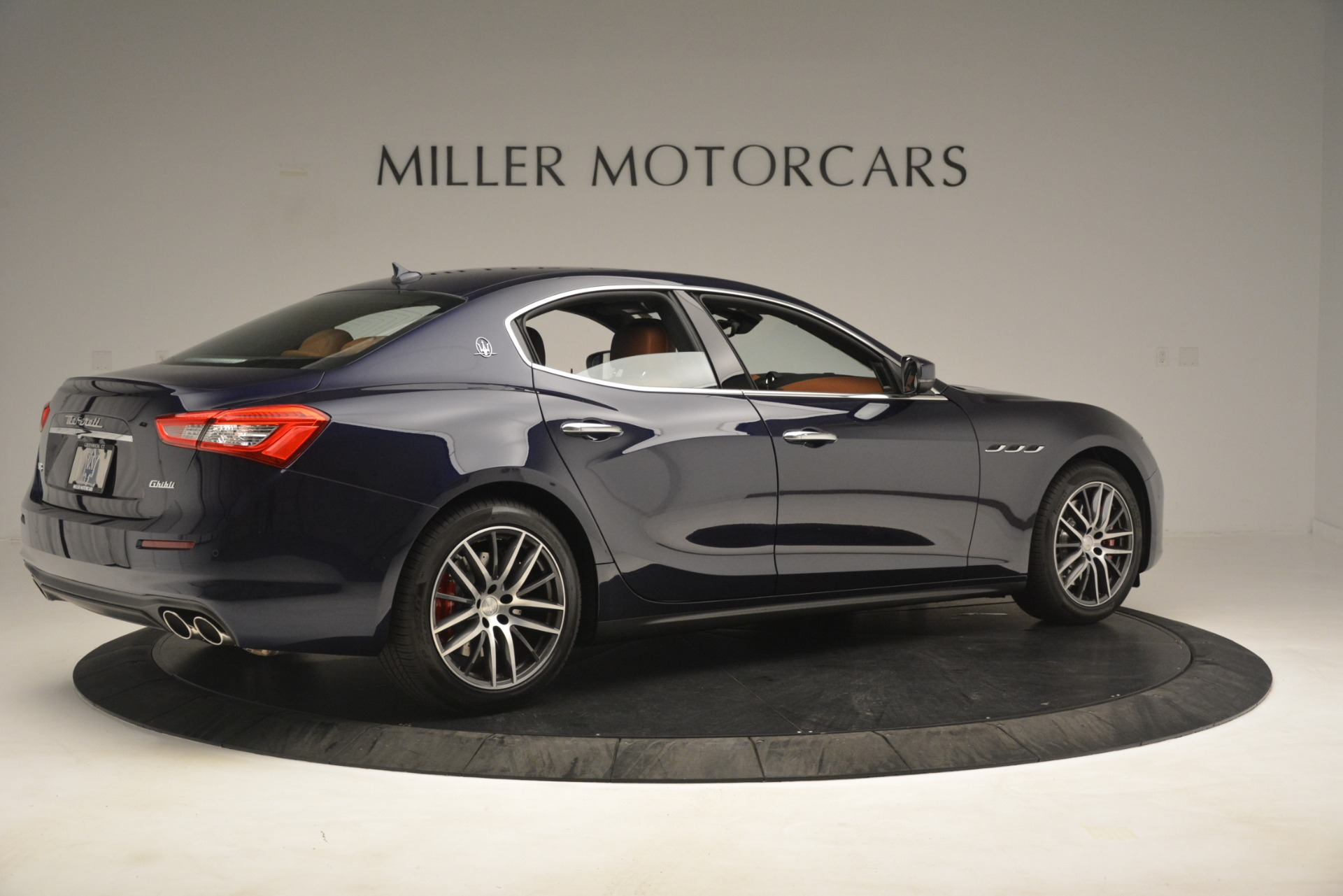 New 2019 Maserati Ghibli S Q4 For Sale In Greenwich, CT 3106_p8