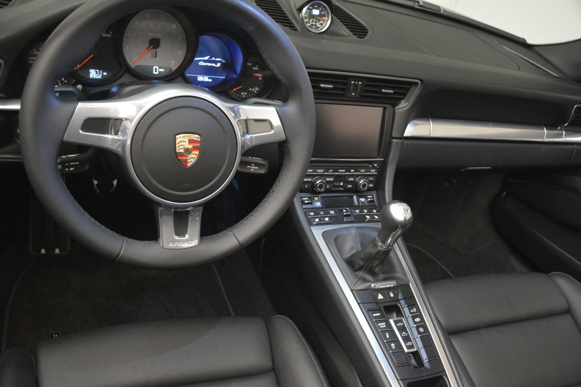 Used 2013 Porsche 911 Carrera S For Sale In Greenwich, CT 3107_p23