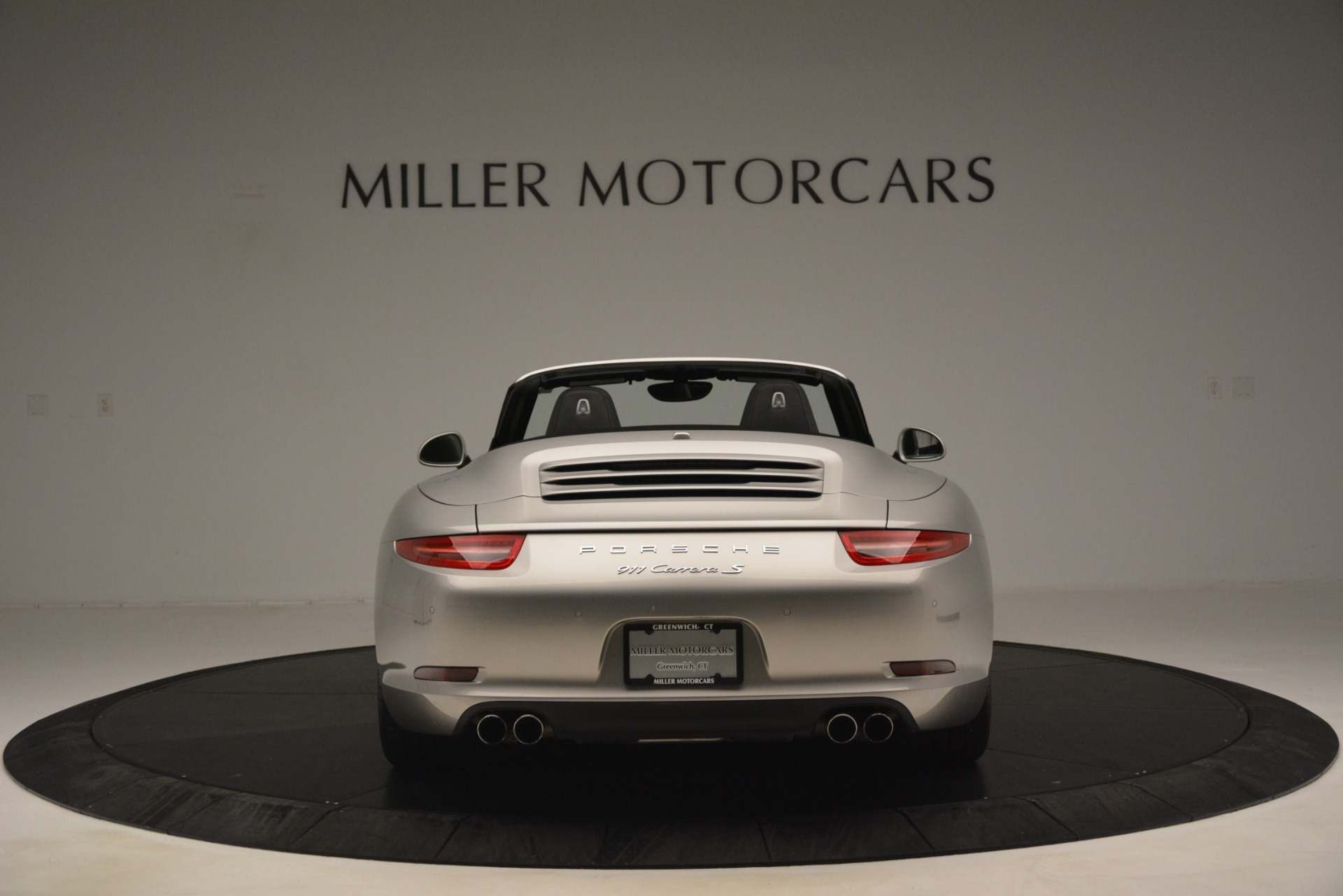 Used 2013 Porsche 911 Carrera S For Sale In Greenwich, CT 3107_p6