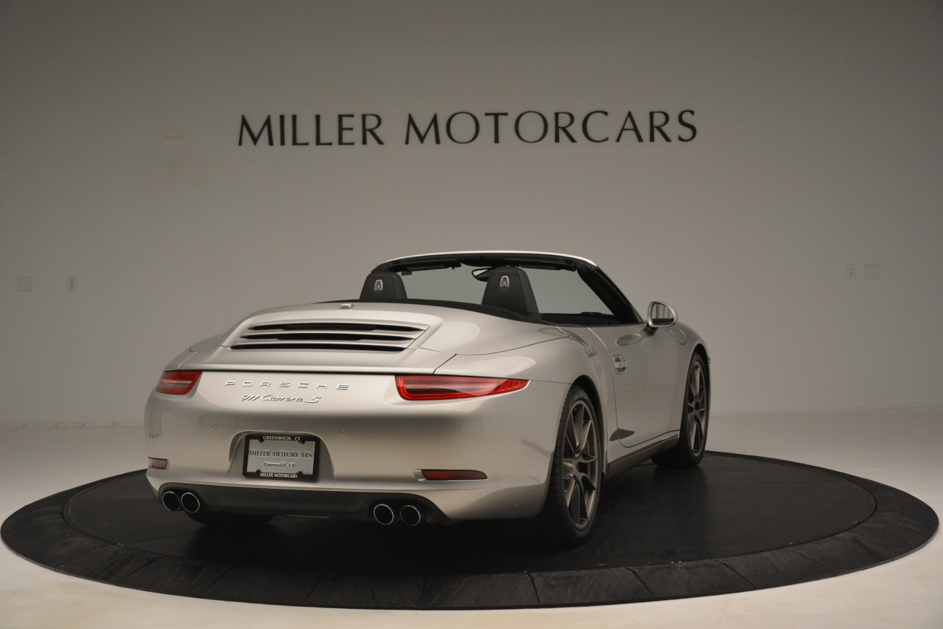 Used 2013 Porsche 911 Carrera S For Sale In Greenwich, CT 3107_p8