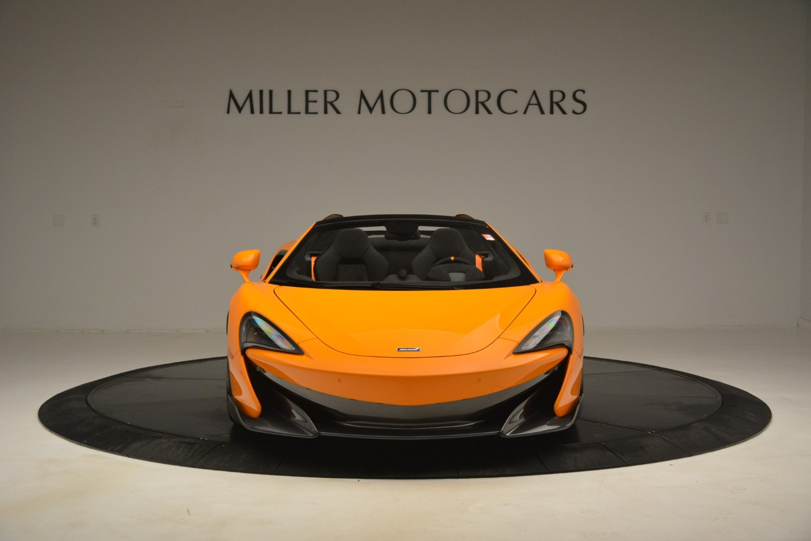 New 2020 McLaren 600LT Spider Convertible For Sale In Greenwich, CT 3109_p12