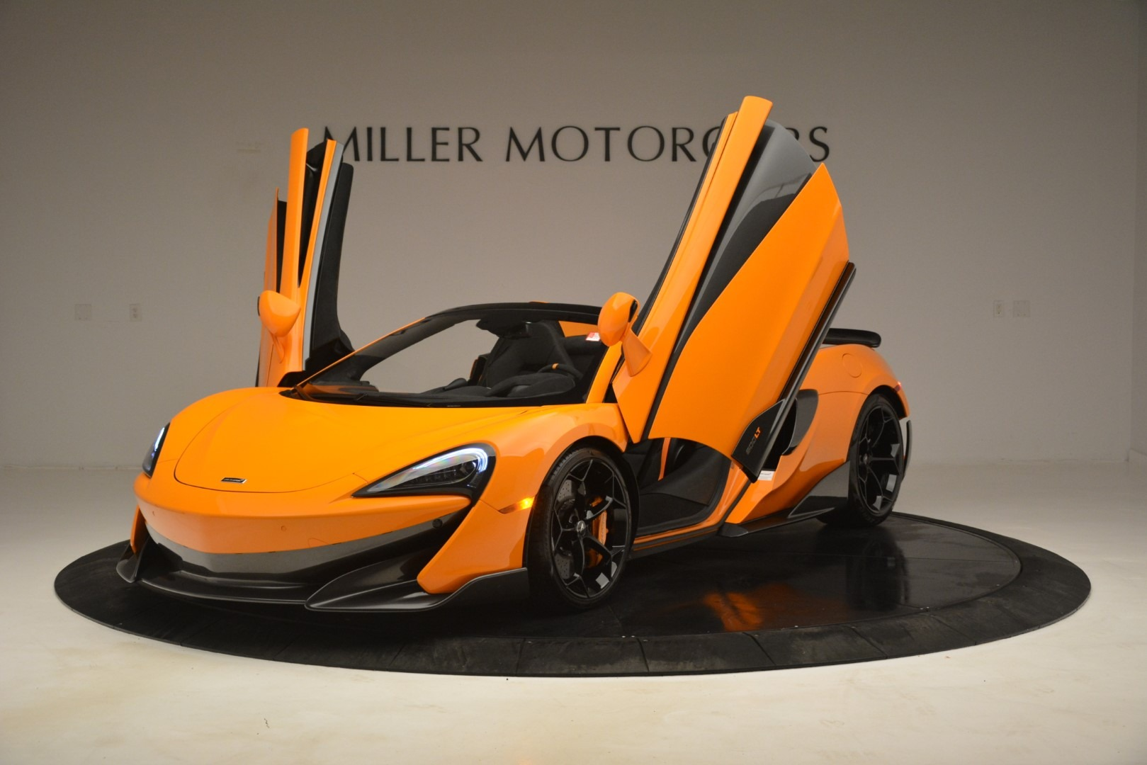 New 2020 McLaren 600LT Spider Convertible For Sale In Greenwich, CT 3109_p14