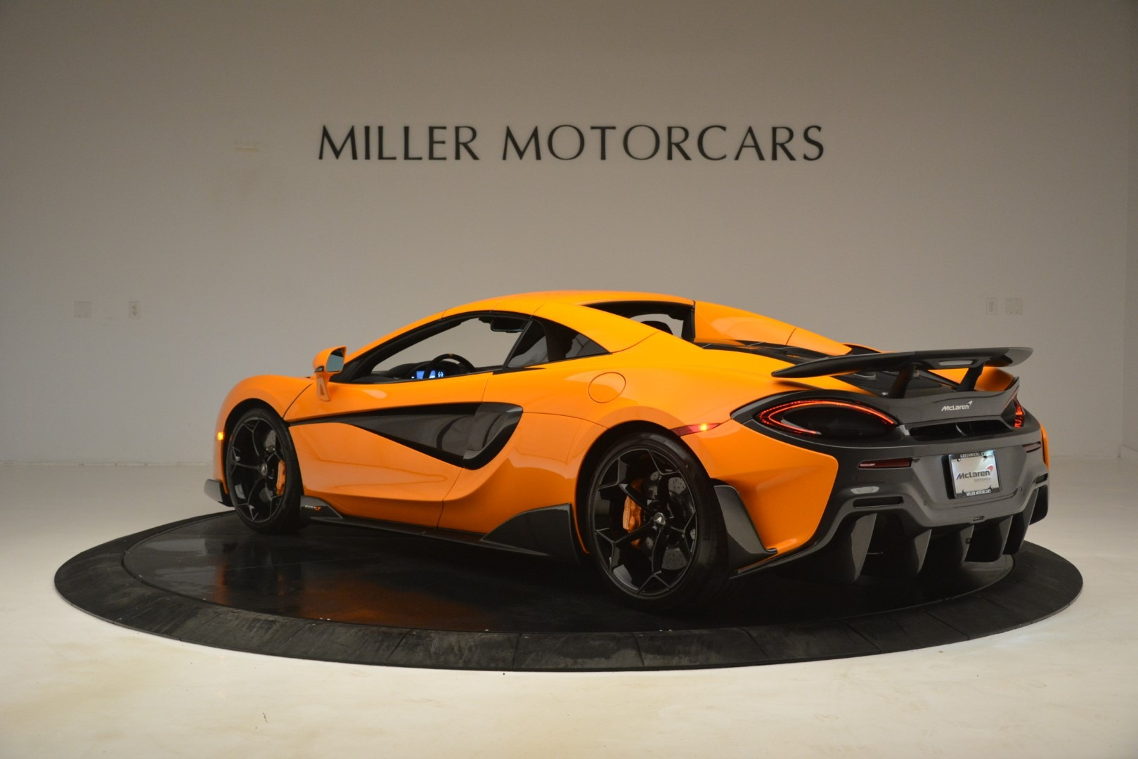 New 2020 McLaren 600LT Spider Convertible For Sale In Greenwich, CT 3109_p17