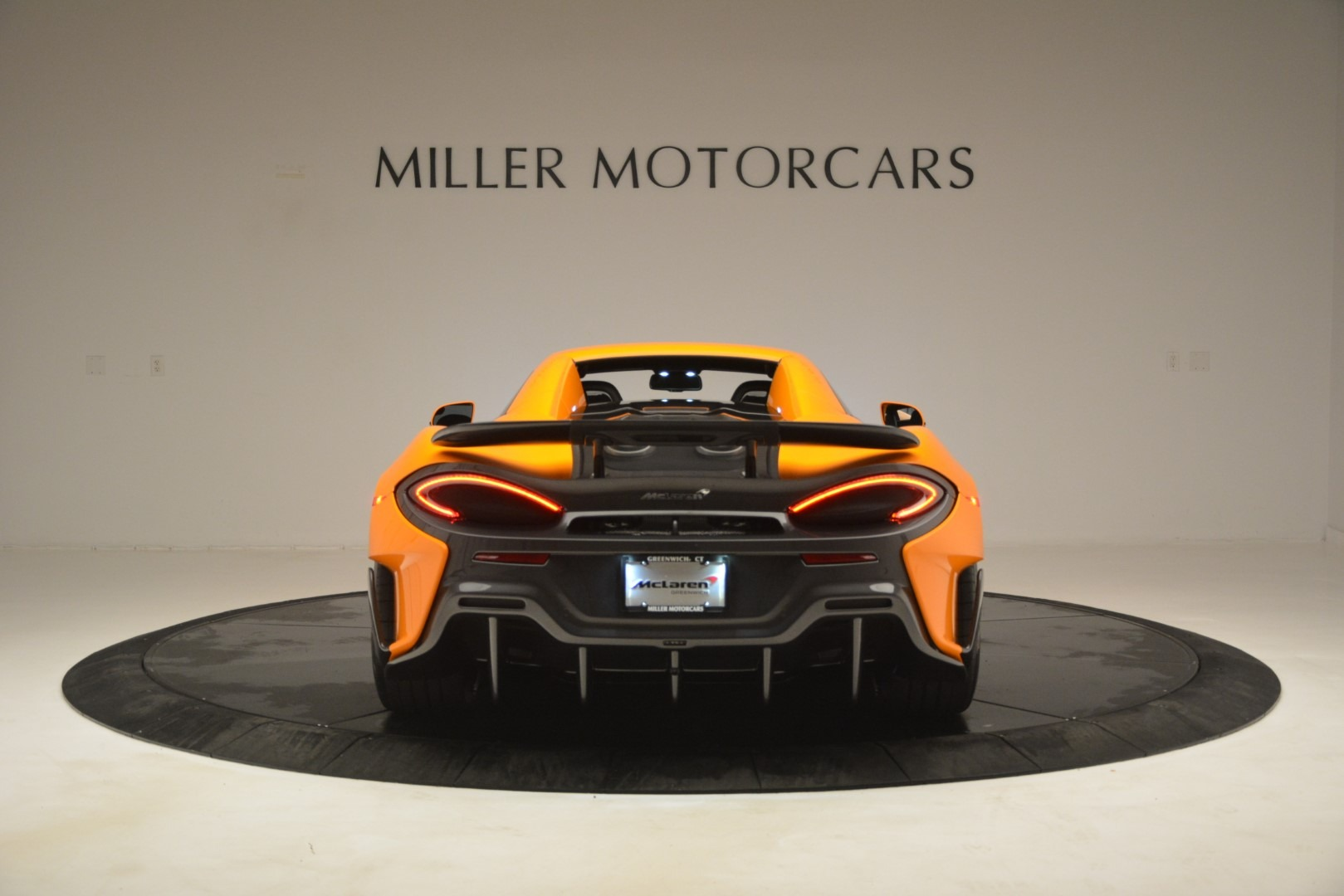 New 2020 McLaren 600LT Spider Convertible For Sale In Greenwich, CT 3109_p18