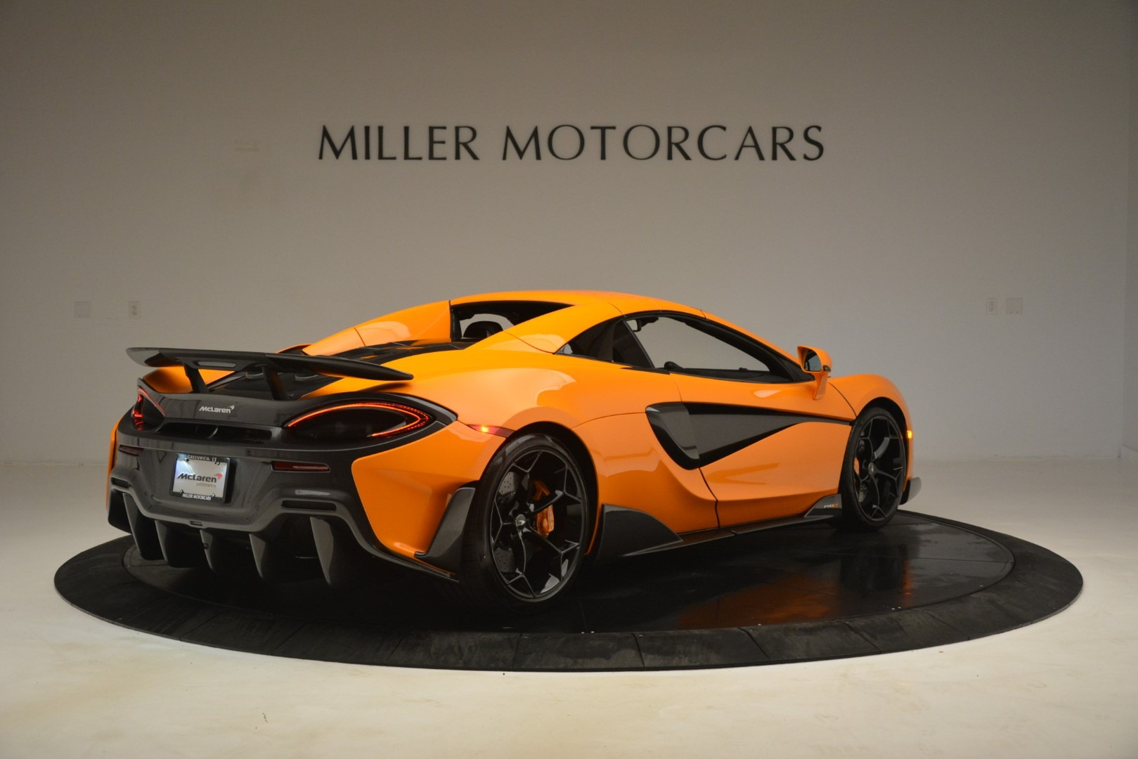 New 2020 McLaren 600LT Spider Convertible For Sale In Greenwich, CT 3109_p19