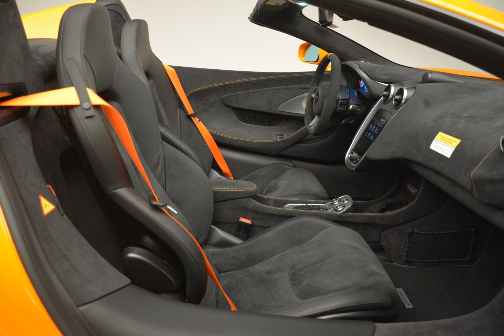 New 2020 McLaren 600LT Spider Convertible For Sale In Greenwich, CT 3109_p28