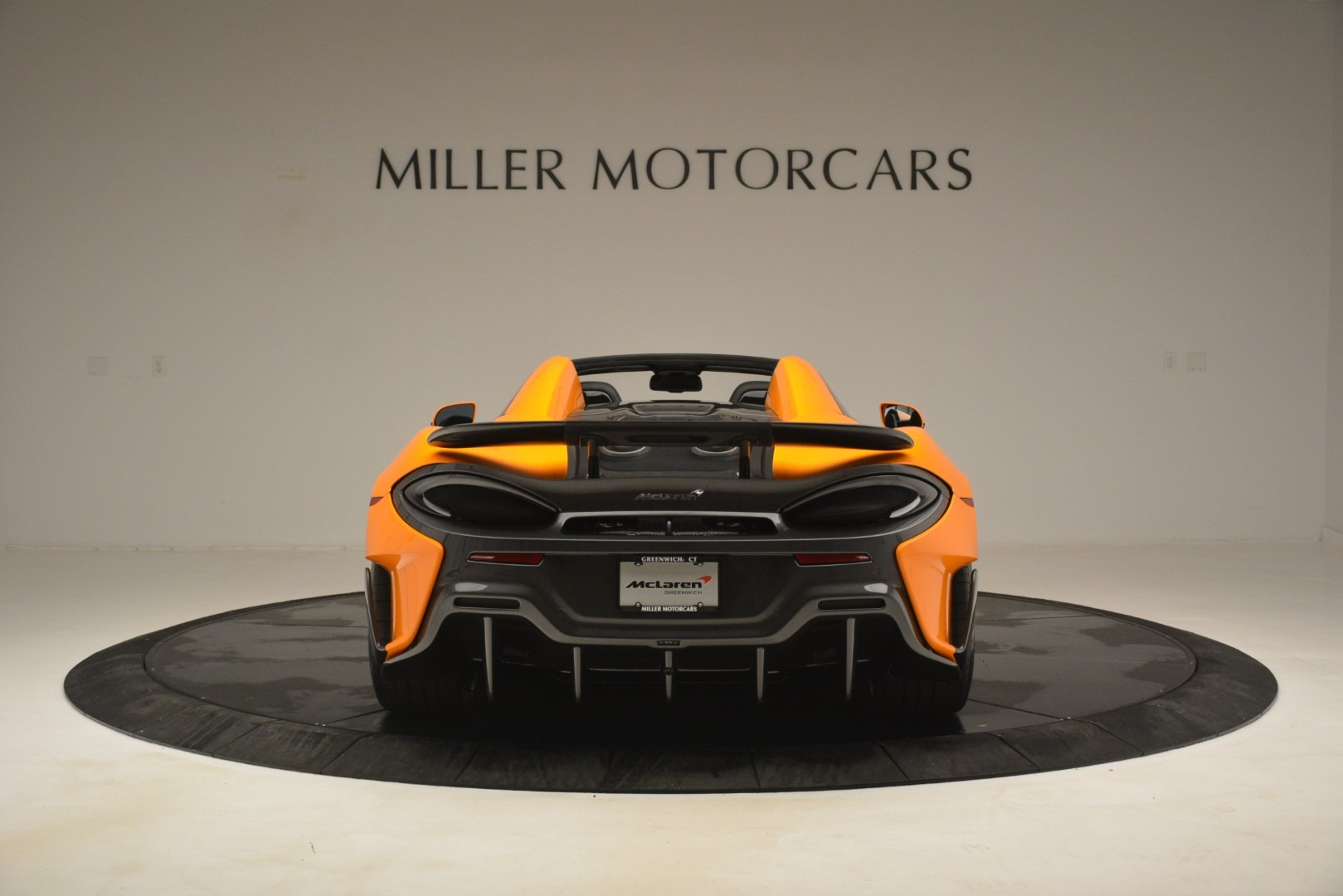 New 2020 McLaren 600LT Spider Convertible For Sale In Greenwich, CT 3109_p6