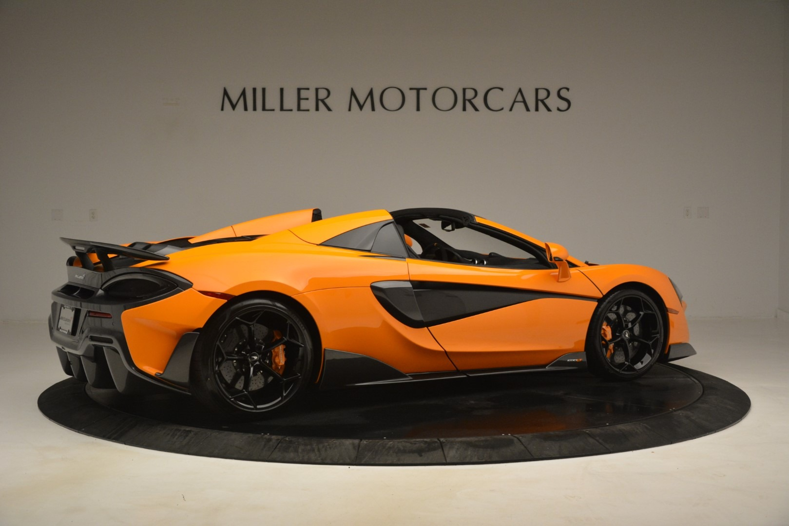 New 2020 McLaren 600LT Spider Convertible For Sale In Greenwich, CT 3109_p8