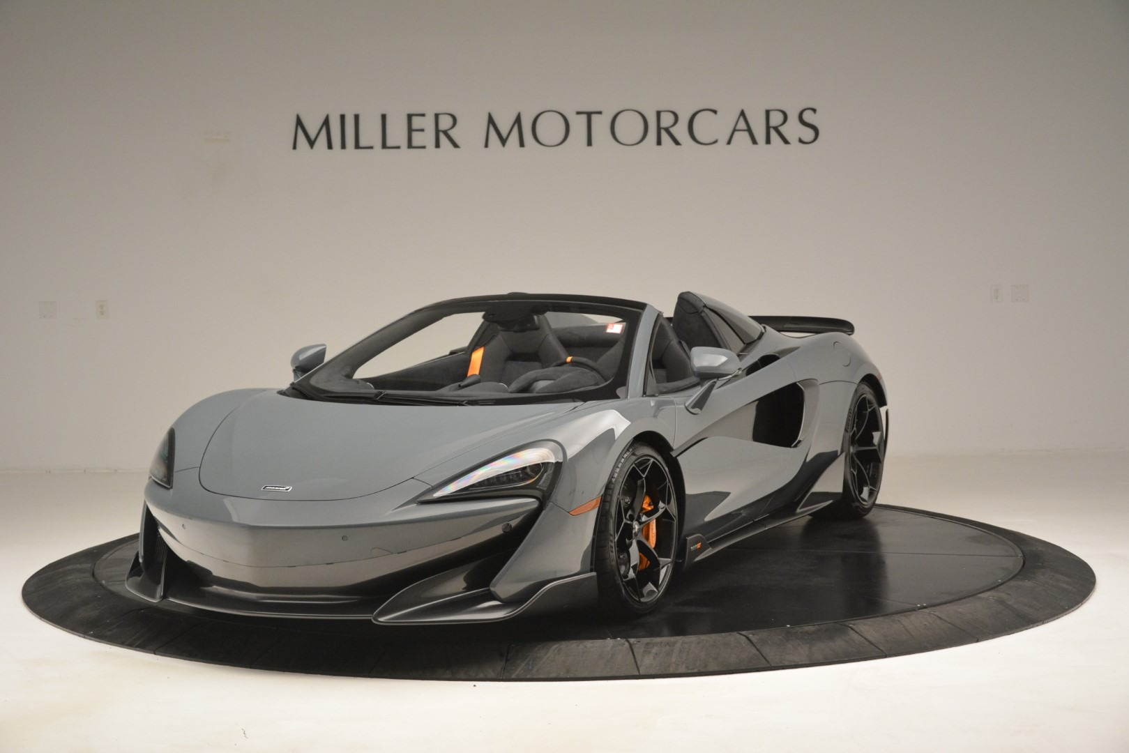 New 2020 McLaren 600LT Spider Convertible For Sale In Greenwich, CT