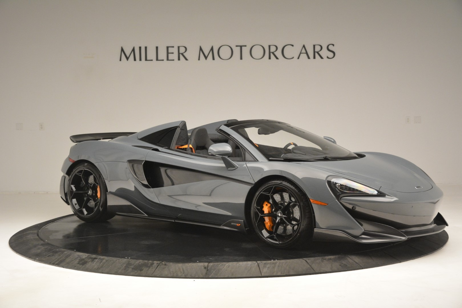 New 2020 McLaren 600LT Spider Convertible For Sale In Greenwich, CT 3110_p10