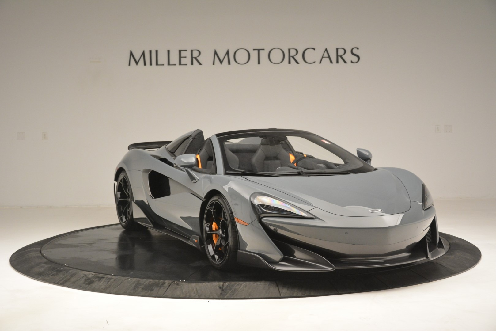 New 2020 McLaren 600LT Spider Convertible For Sale In Greenwich, CT 3110_p11