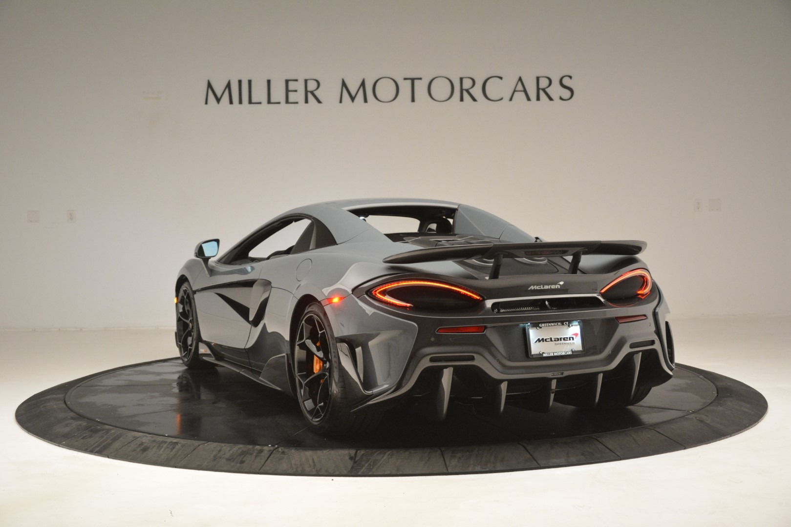 New 2020 McLaren 600LT Spider Convertible For Sale In Greenwich, CT 3110_p17