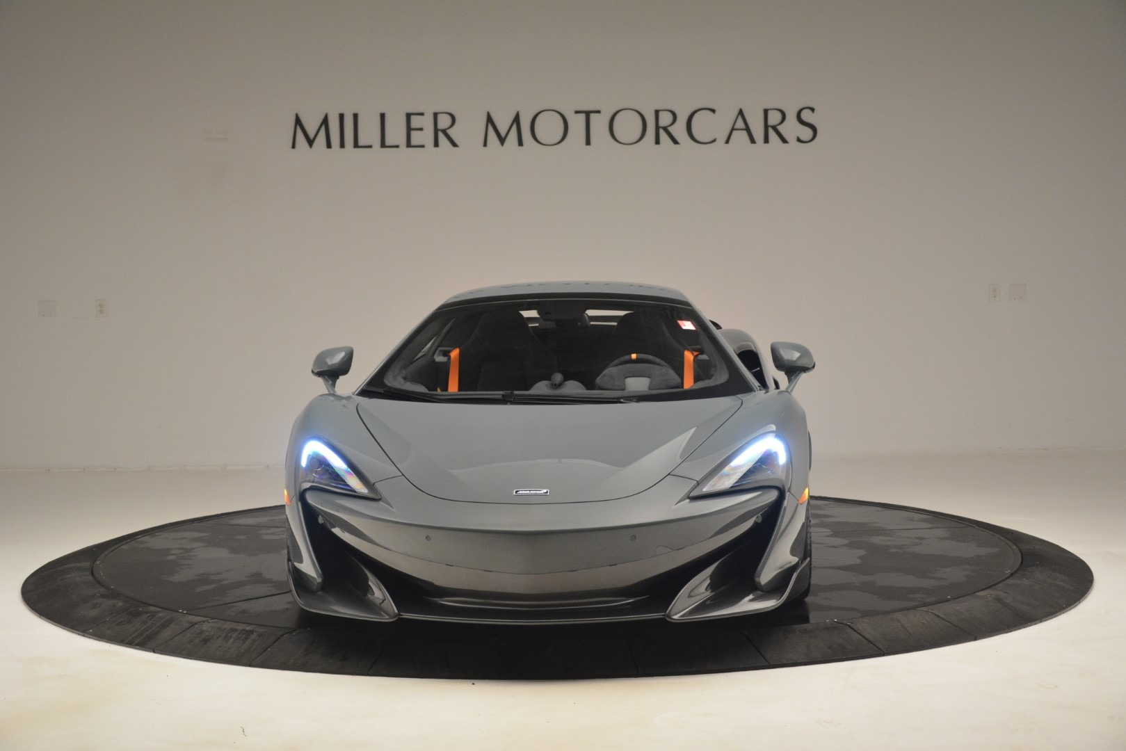 New 2020 McLaren 600LT Spider Convertible For Sale In Greenwich, CT 3110_p22