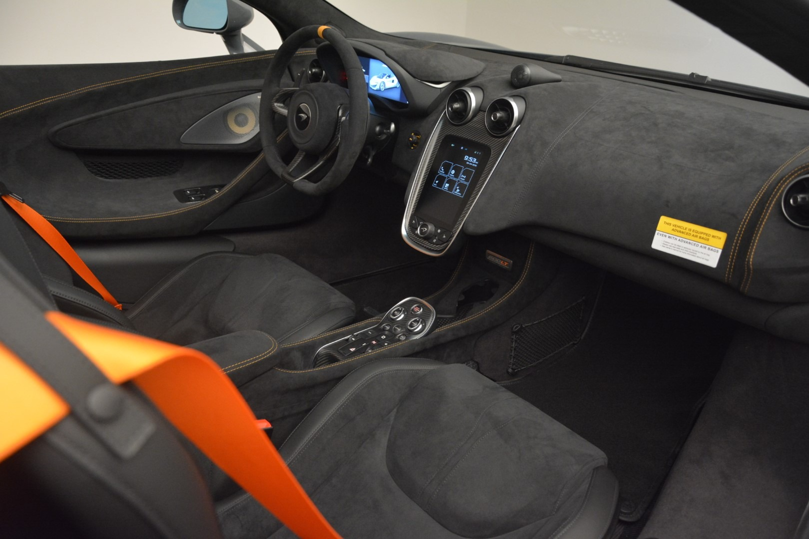 New 2020 McLaren 600LT Spider Convertible For Sale In Greenwich, CT 3110_p27