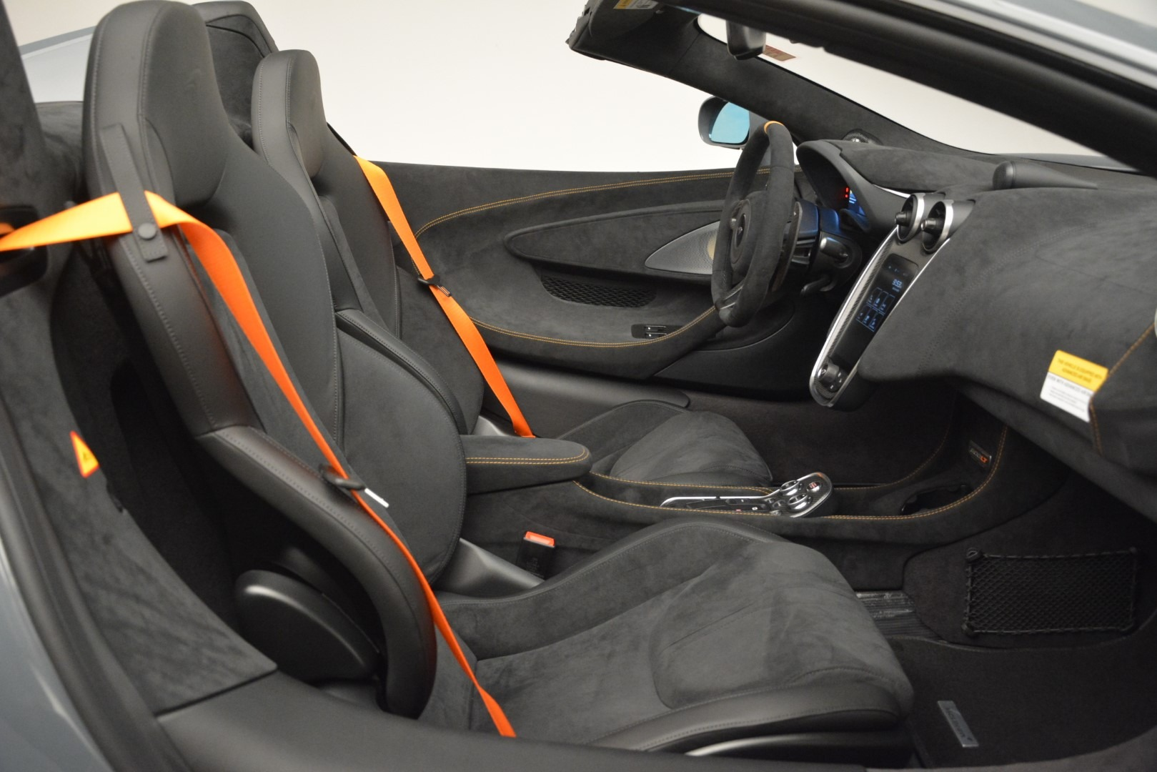 New 2020 McLaren 600LT Spider Convertible For Sale In Greenwich, CT 3110_p28