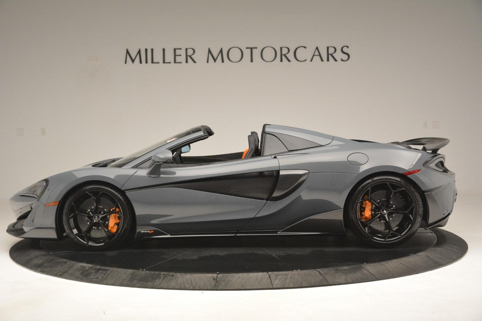 New 2020 McLaren 600LT Spider Convertible For Sale In Greenwich, CT 3110_p3