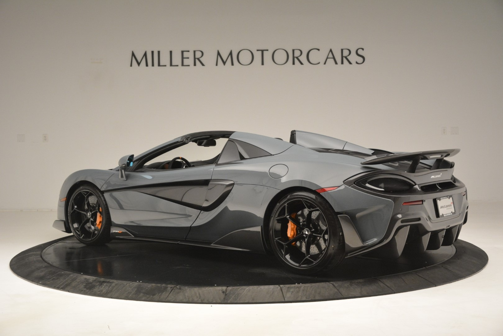 New 2020 McLaren 600LT Spider Convertible For Sale In Greenwich, CT 3110_p4