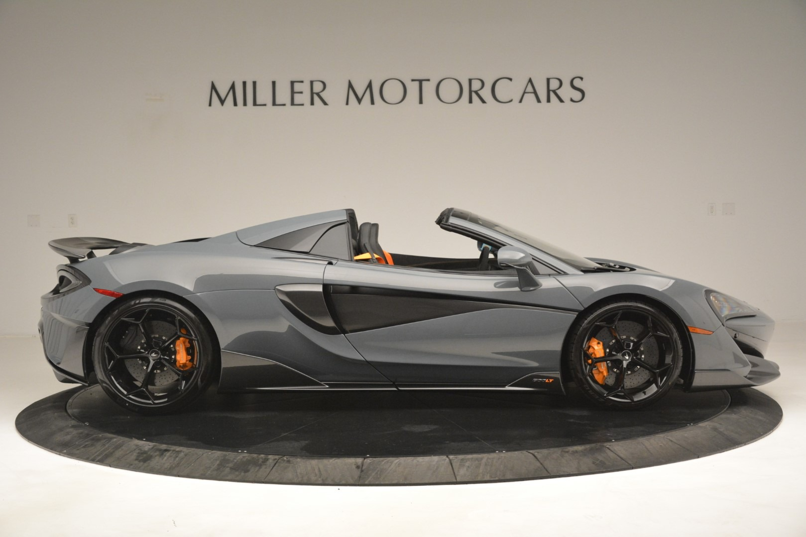 New 2020 McLaren 600LT Spider Convertible For Sale In Greenwich, CT 3110_p9