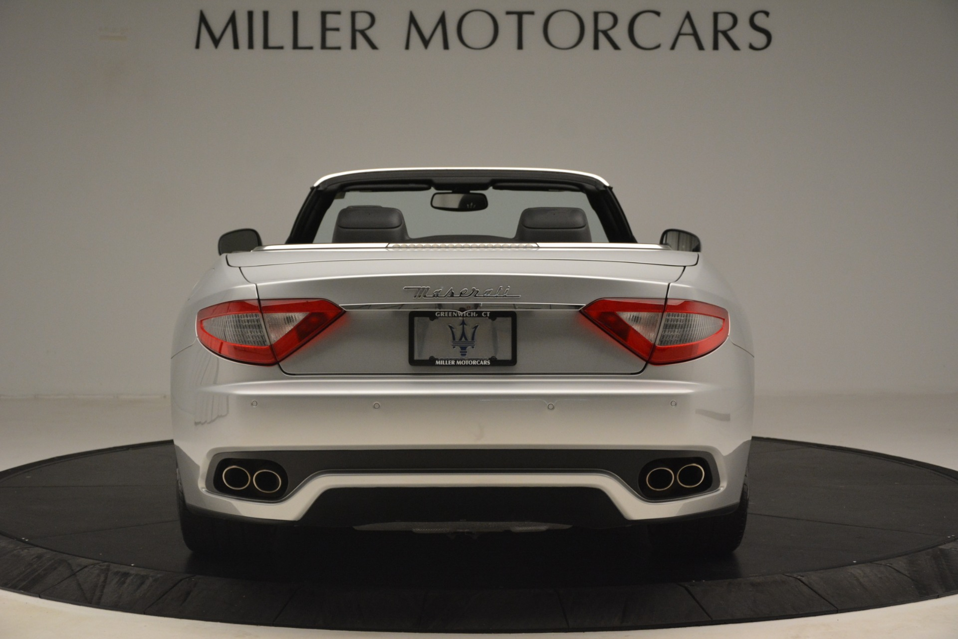 Used 2016 Maserati GranTurismo  For Sale In Greenwich, CT 3111_p6