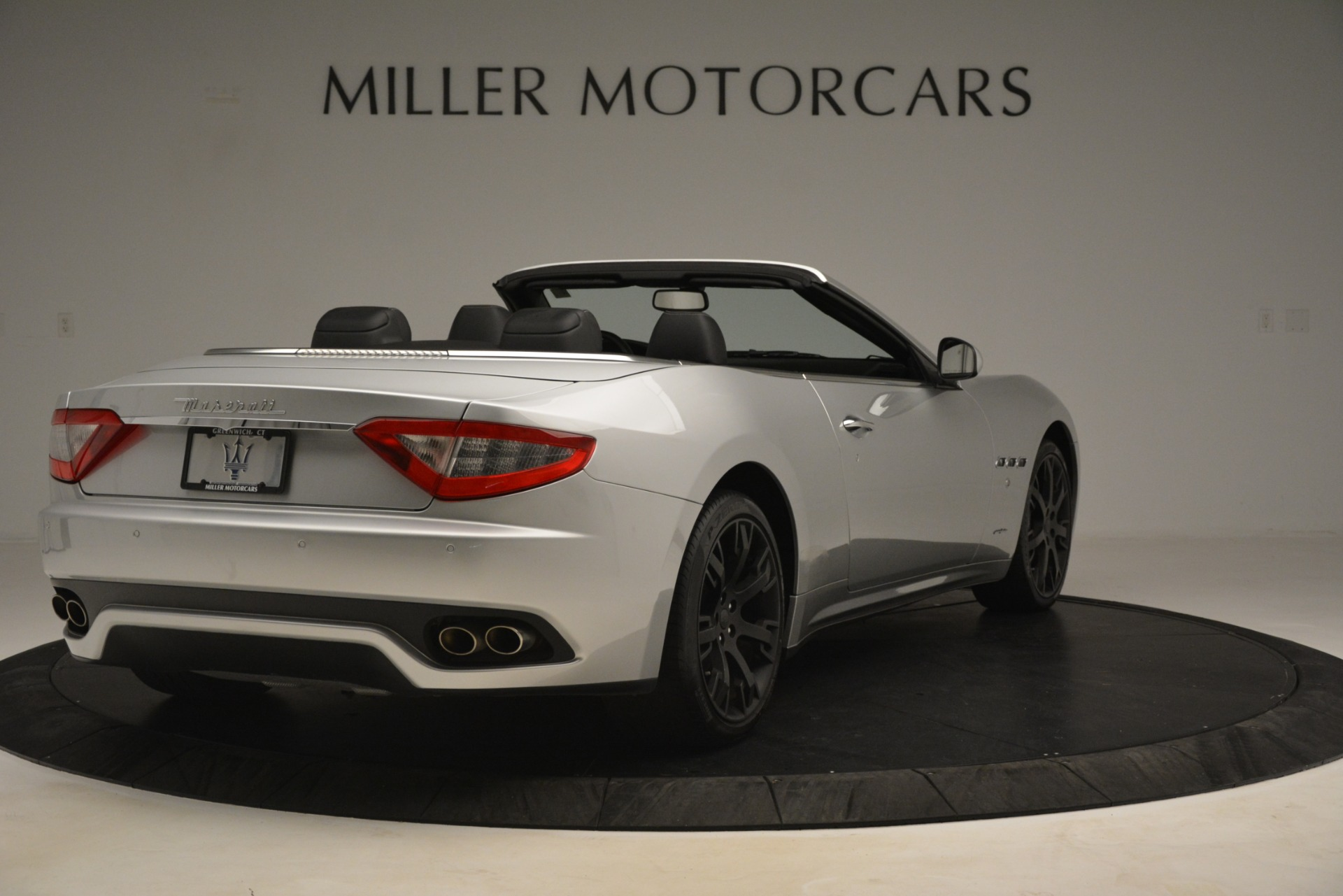Used 2016 Maserati GranTurismo  For Sale In Greenwich, CT 3111_p7