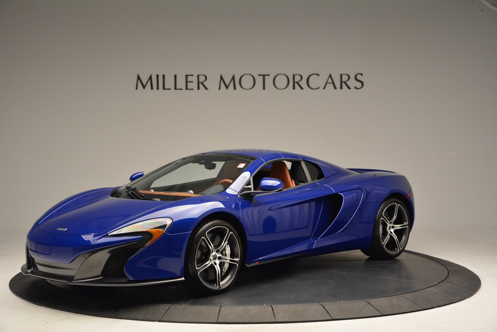 Used 2015 McLaren 650S Spider Convertible For Sale In Greenwich, CT 3112_p14
