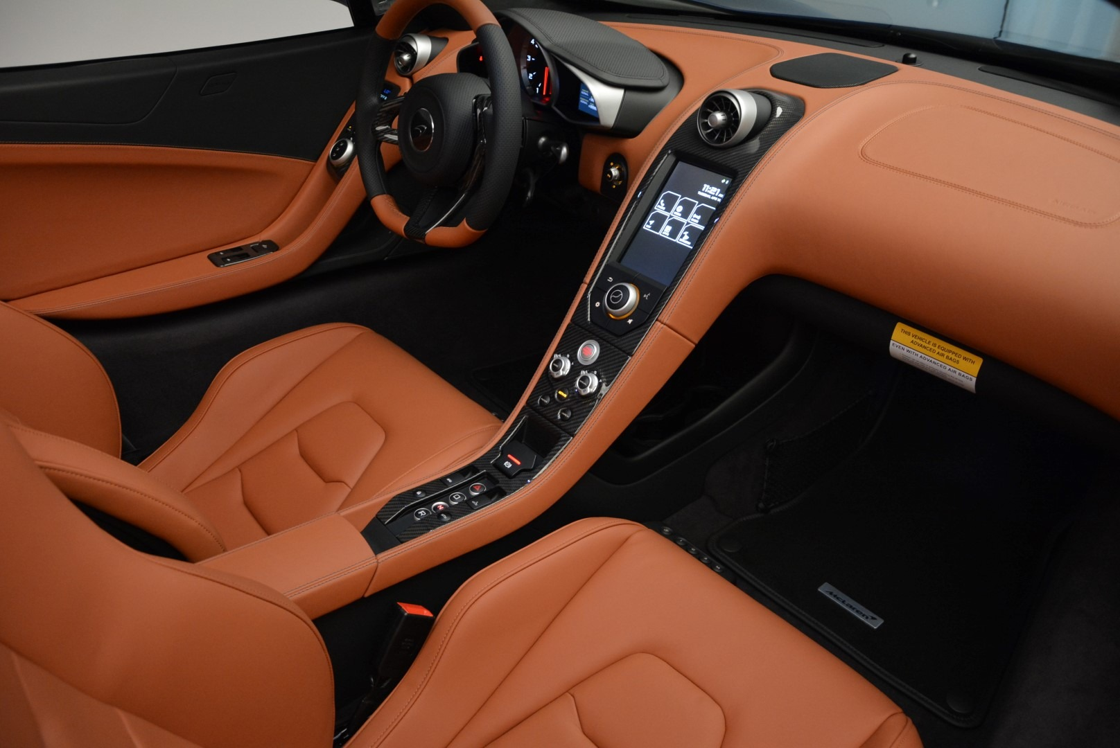 Used 2015 McLaren 650S Spider Convertible For Sale In Greenwich, CT 3112_p25