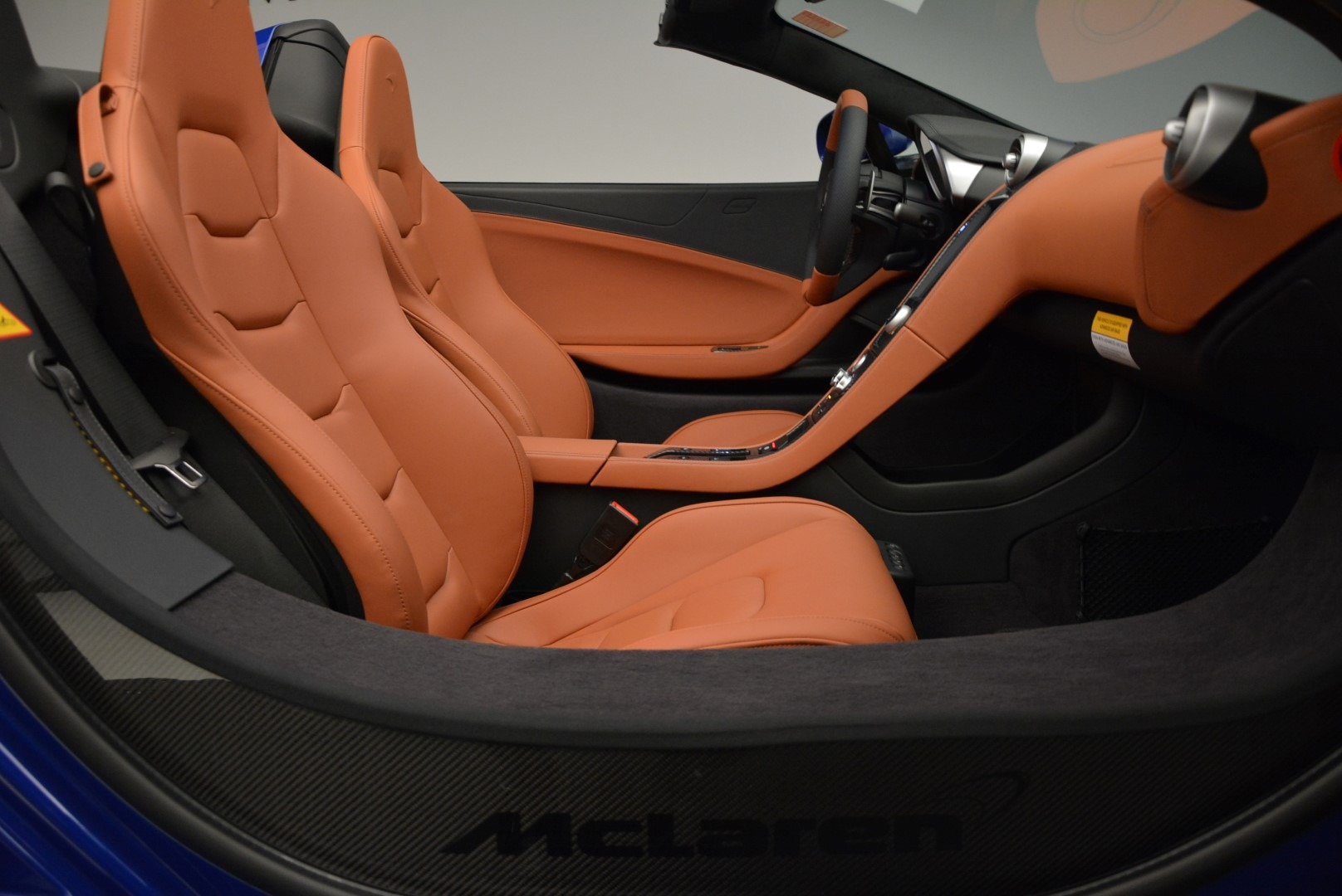 Used 2015 McLaren 650S Spider Convertible For Sale In Greenwich, CT 3112_p26