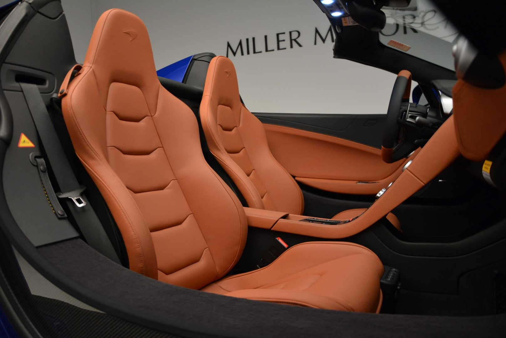Used 2015 McLaren 650S Spider Convertible For Sale In Greenwich, CT 3112_p27