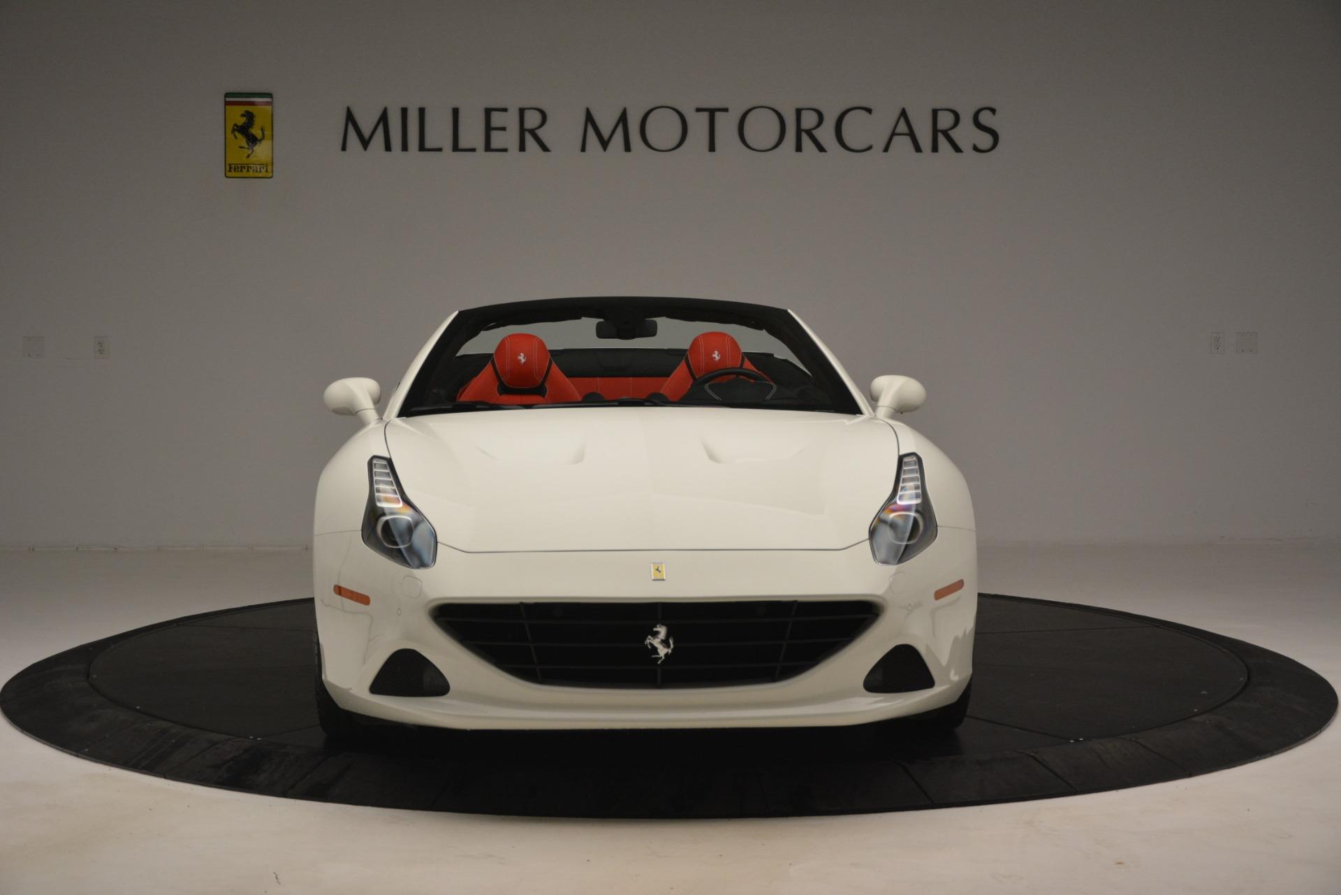 Used 2016 Ferrari California T  For Sale In Greenwich, CT 3115_p12