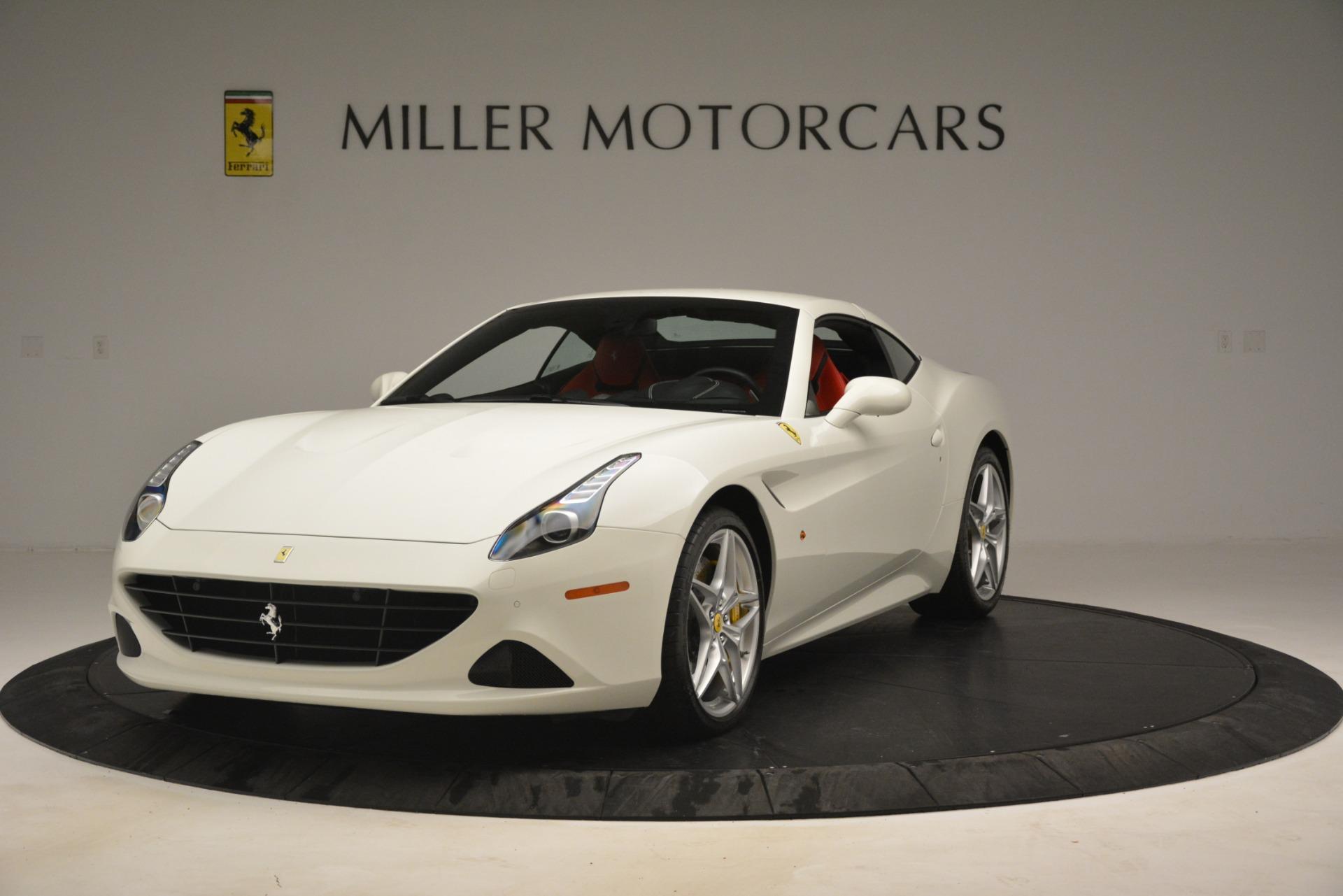 Used 2016 Ferrari California T  For Sale In Greenwich, CT 3115_p13