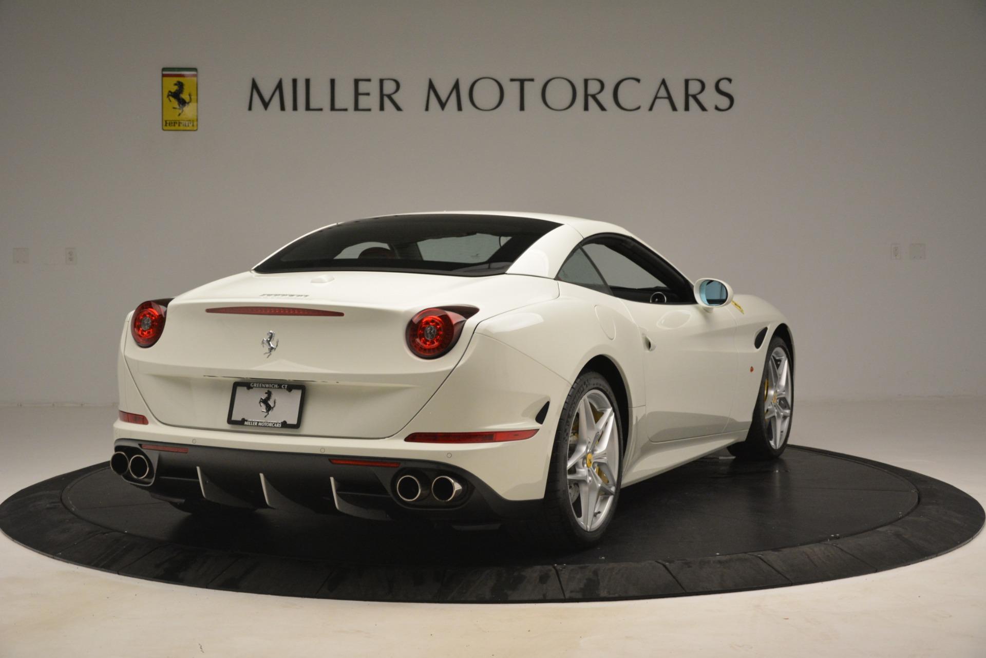 Used 2016 Ferrari California T  For Sale In Greenwich, CT 3115_p16