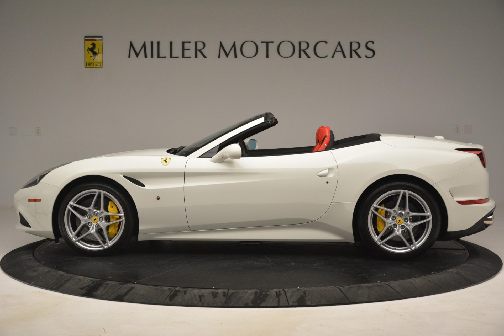 Used 2016 Ferrari California T  For Sale In Greenwich, CT 3115_p3