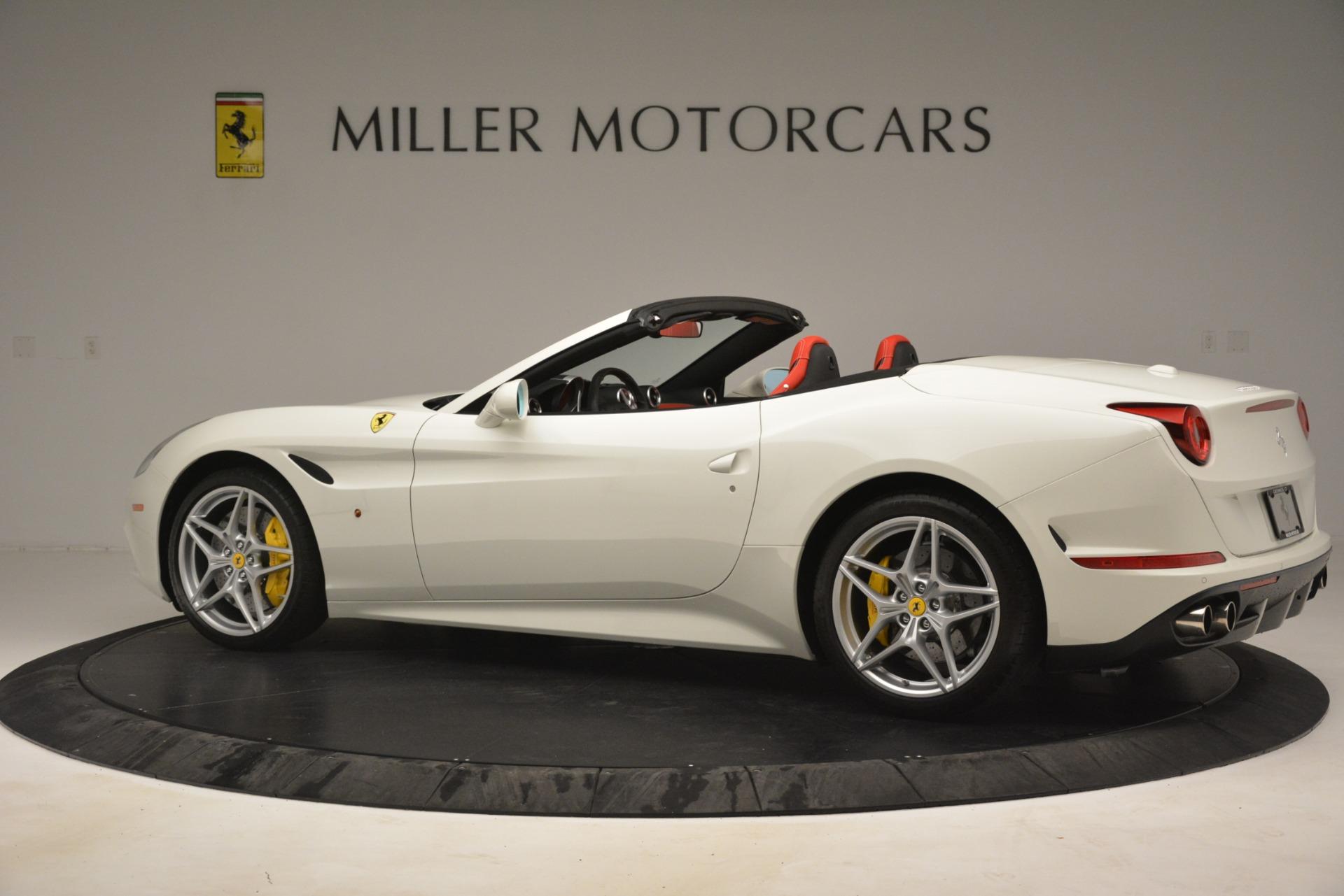 Used 2016 Ferrari California T  For Sale In Greenwich, CT 3115_p4