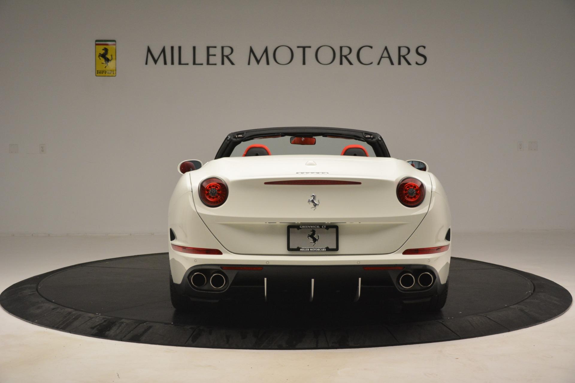 Used 2016 Ferrari California T  For Sale In Greenwich, CT 3115_p6