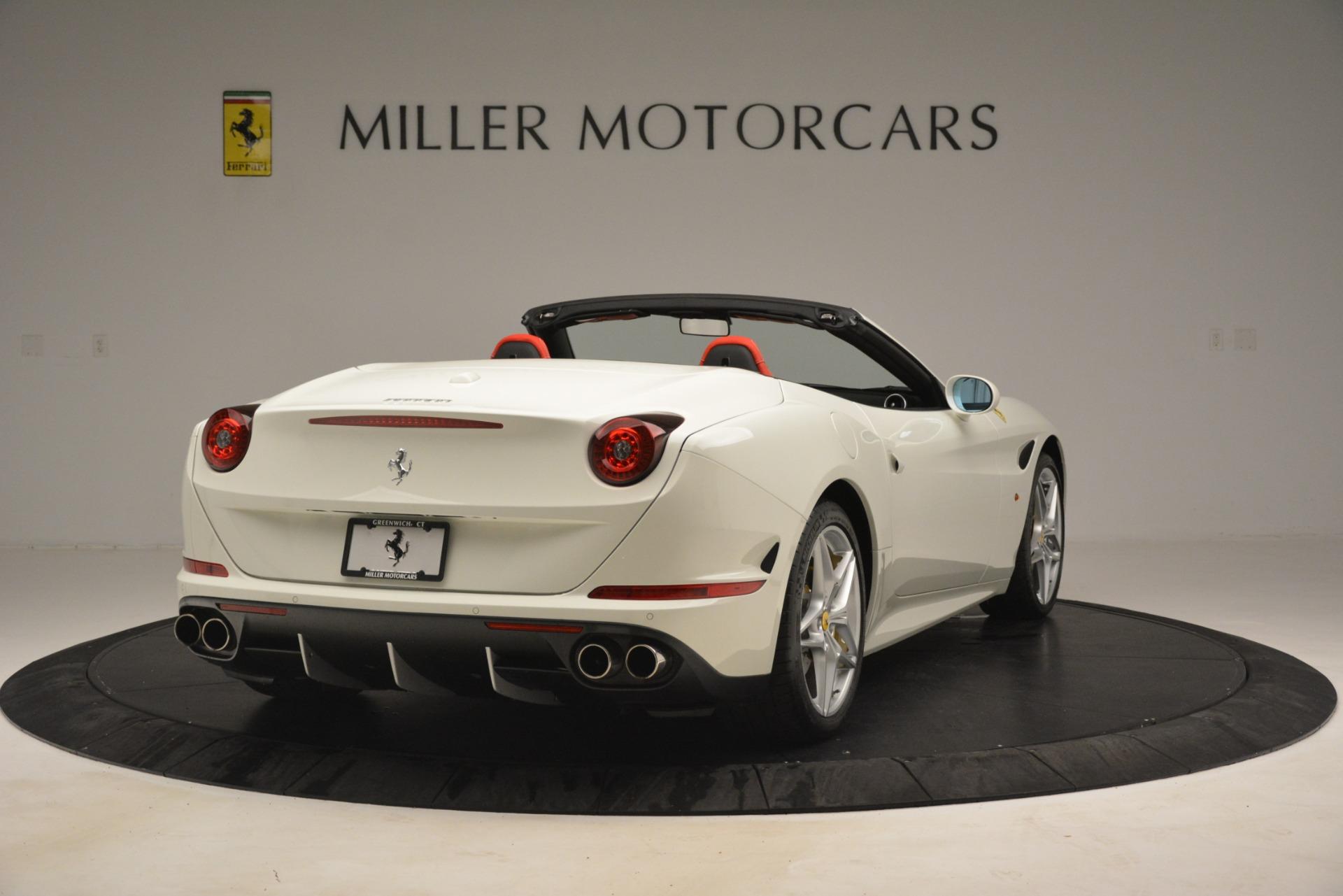 Used 2016 Ferrari California T  For Sale In Greenwich, CT 3115_p7