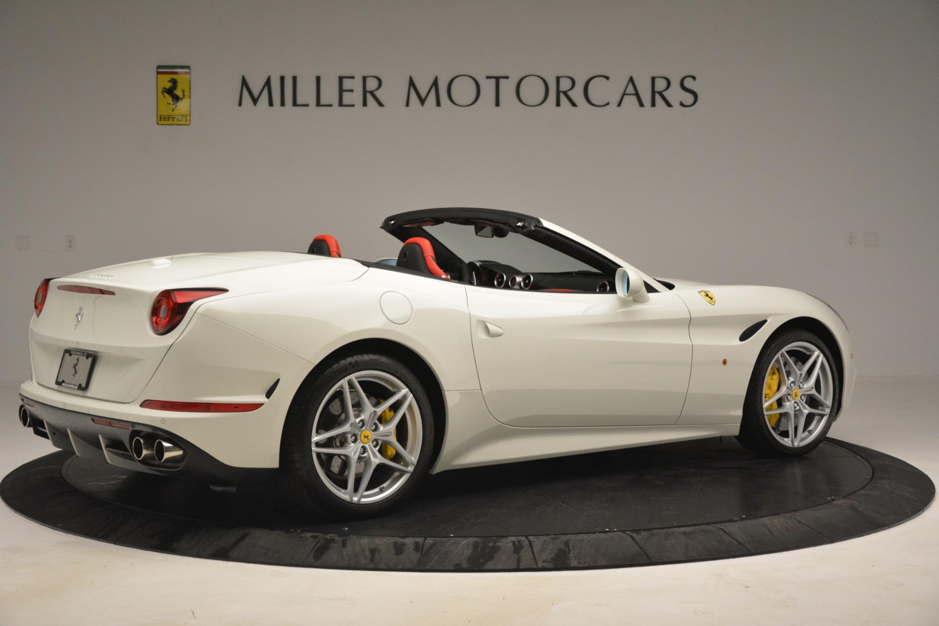 Used 2016 Ferrari California T  For Sale In Greenwich, CT 3115_p8