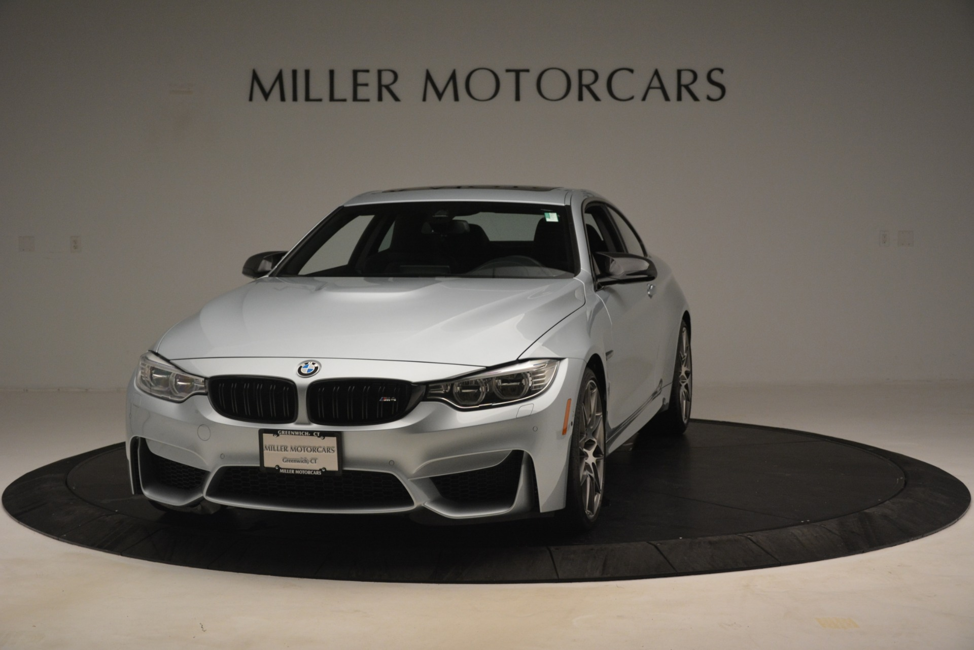 Used 2017 BMW M4 Competition PKG For Sale In Greenwich, CT 3116_main